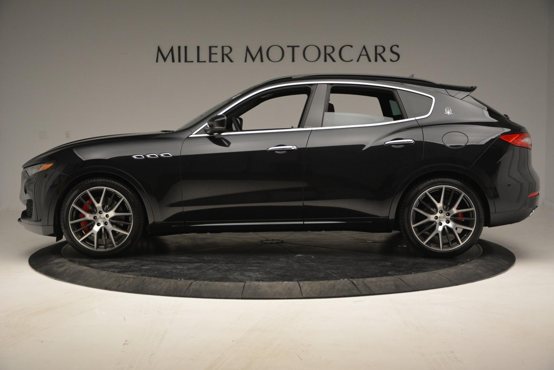 New 2017 Maserati Levante S For Sale In Greenwich, CT 917_p3