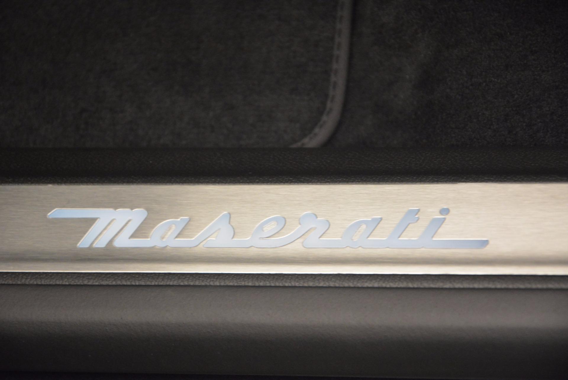 New 2017 Maserati Levante S For Sale In Greenwich, CT 919_p16
