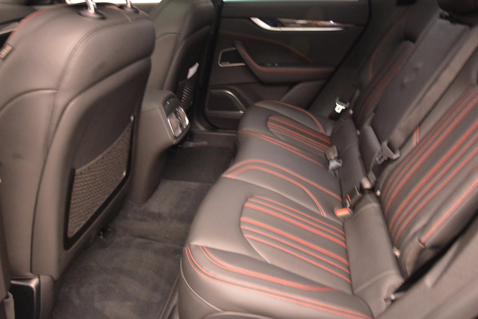 New 2017 Maserati Levante S For Sale In Greenwich, CT 919_p26