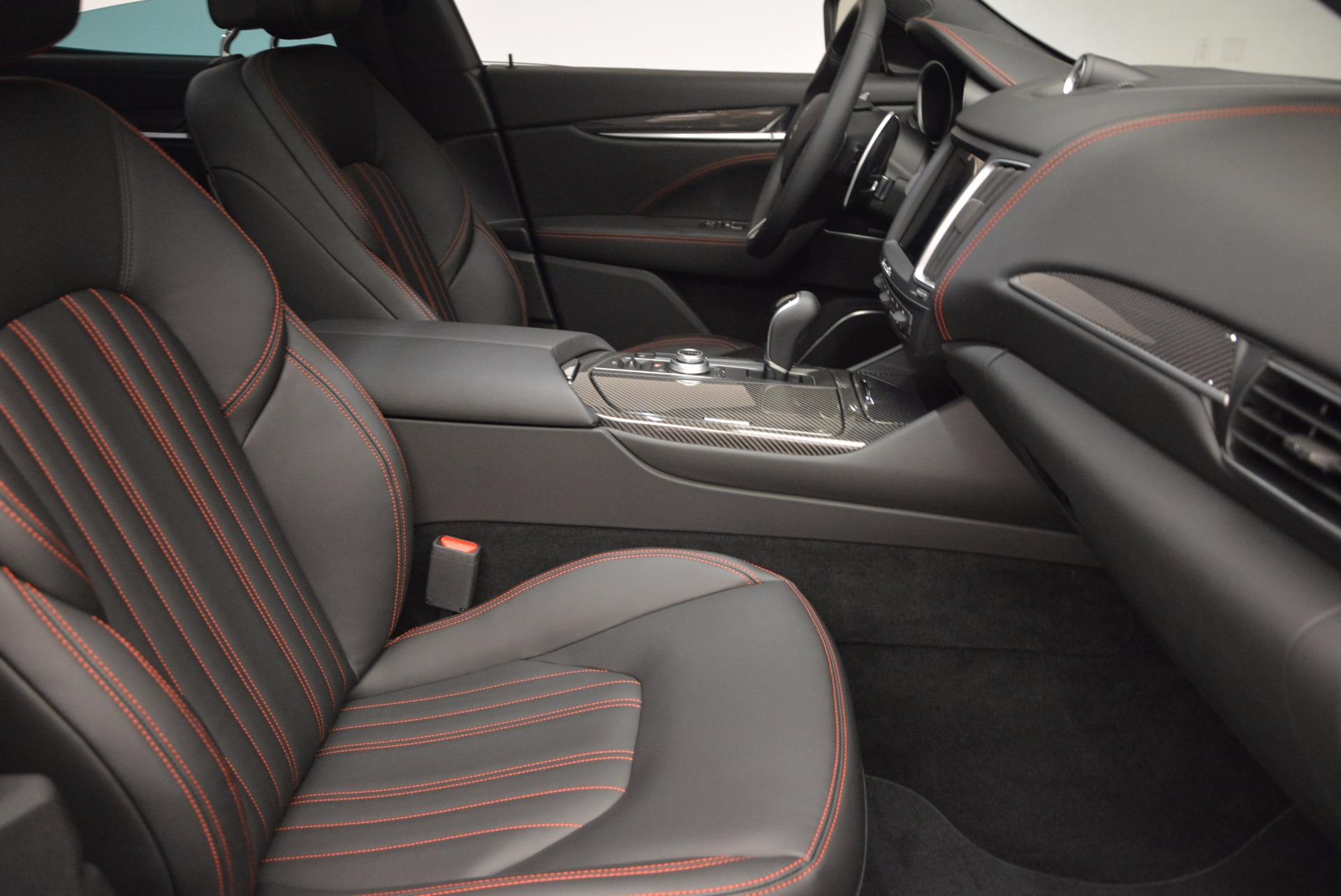 New 2017 Maserati Levante S For Sale In Greenwich, CT 919_p30