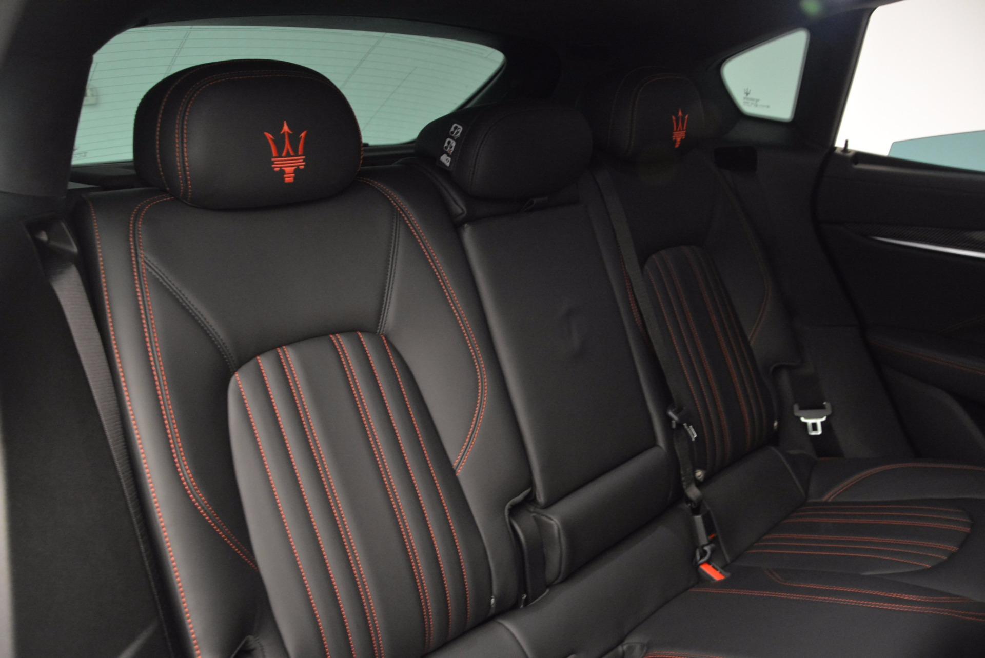 New 2017 Maserati Levante S For Sale In Greenwich, CT 919_p34