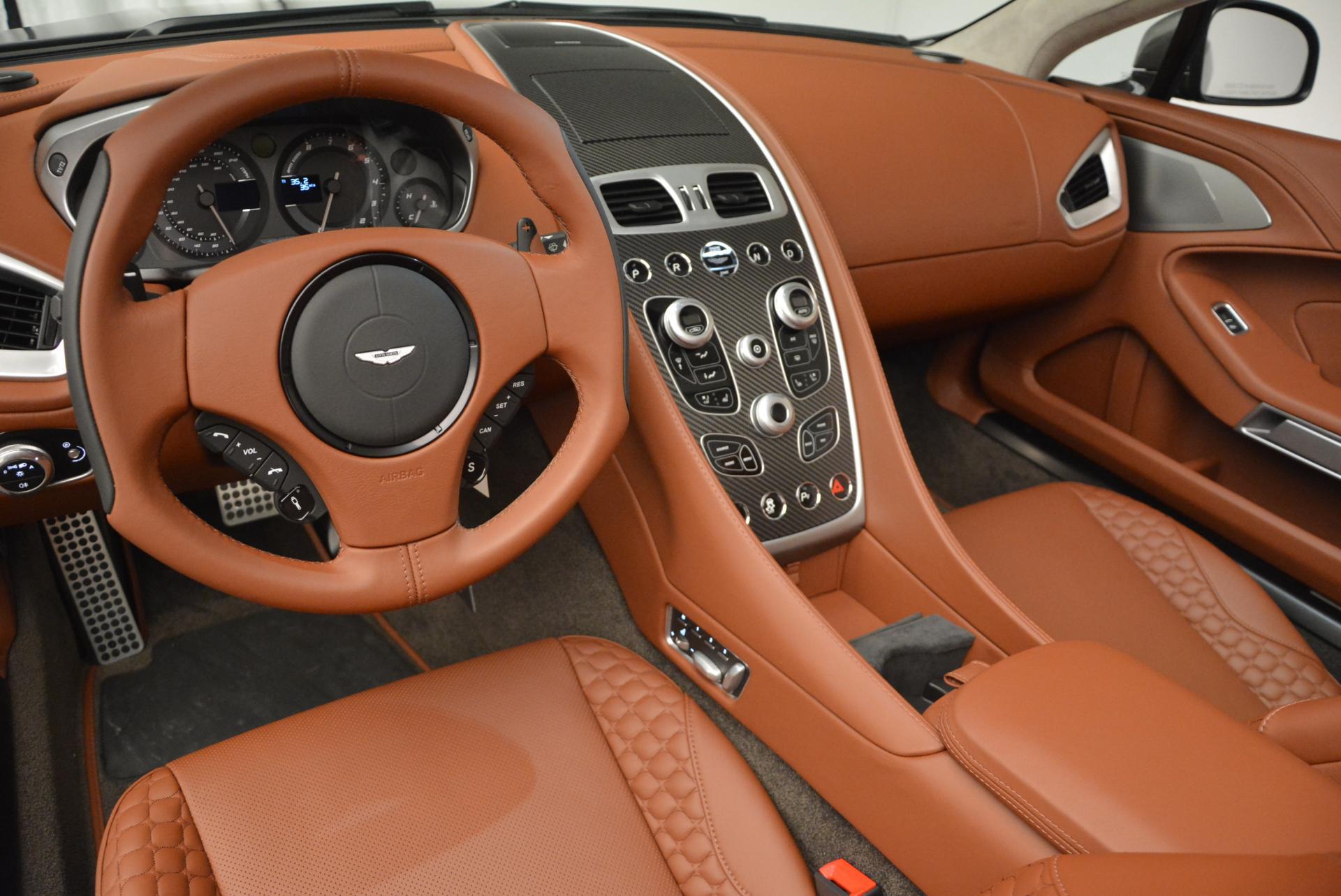 New 2016 Aston Martin Vanquish Volante  For Sale In Greenwich, CT 92_p21