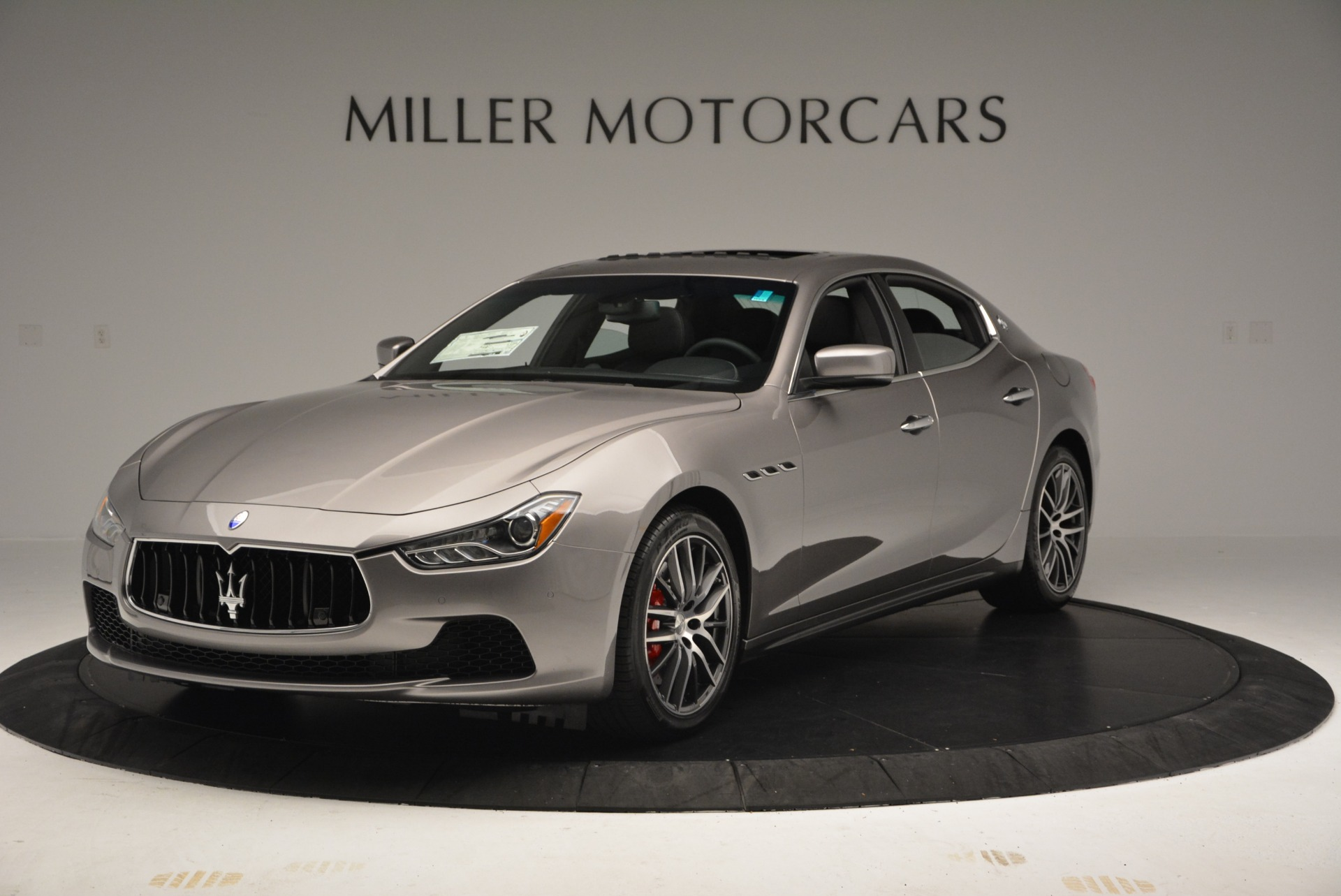 New 2017 Maserati Ghibli S Q4 For Sale In Greenwich, CT 920_main