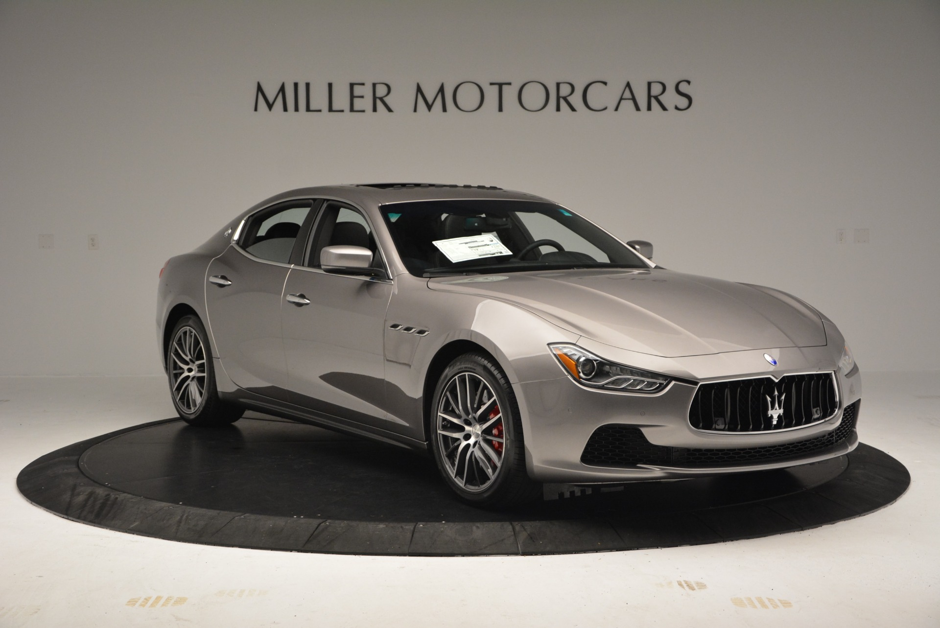 New 2017 Maserati Ghibli S Q4 For Sale In Greenwich, CT 920_p11