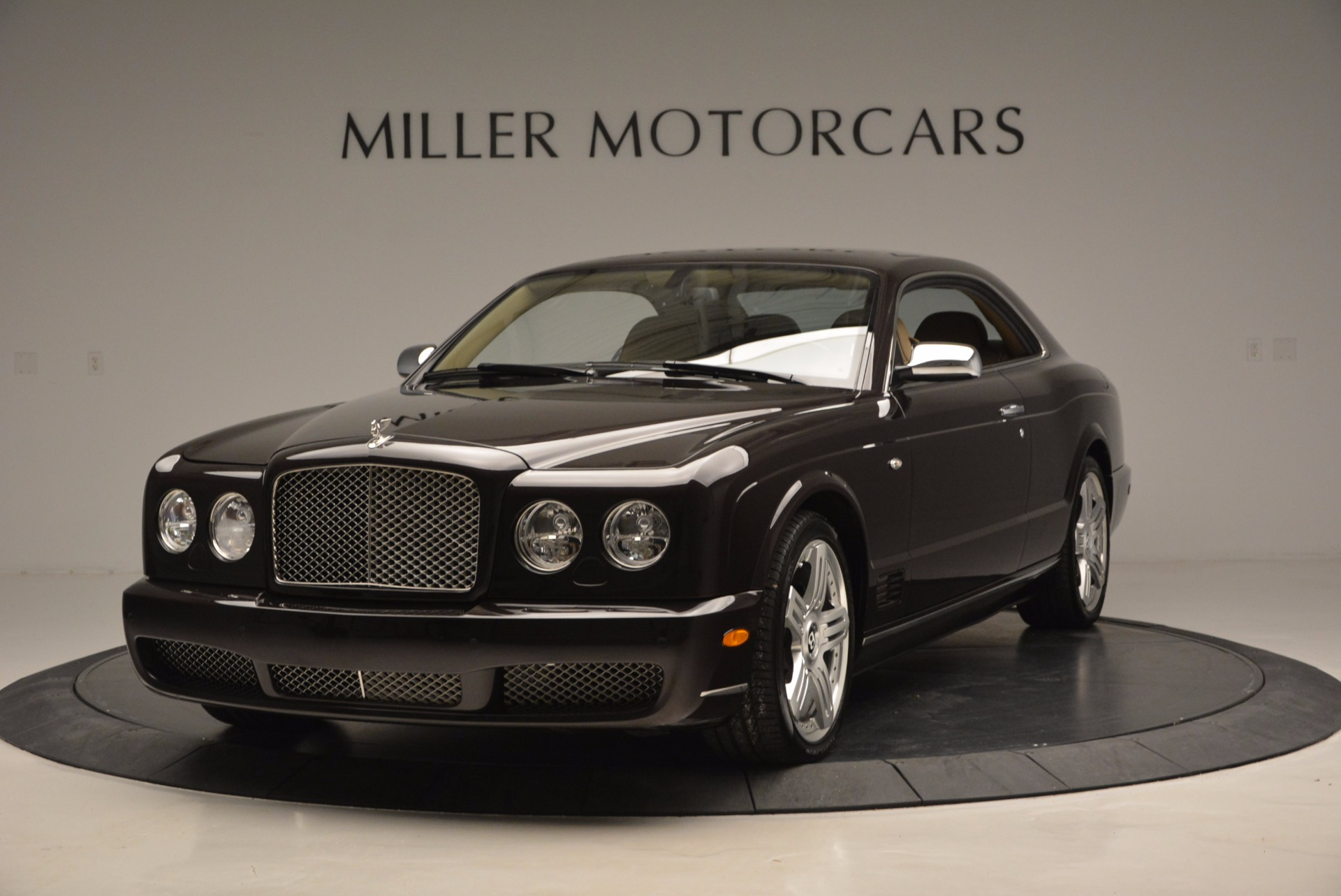 Used 2009 Bentley Brooklands  For Sale In Greenwich, CT 925_main