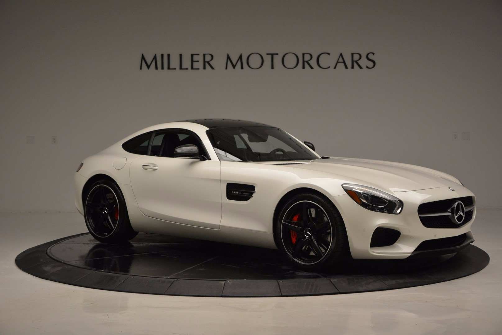 Used 2016 Mercedes Benz AMG GT S For Sale In Greenwich, CT 926_p10
