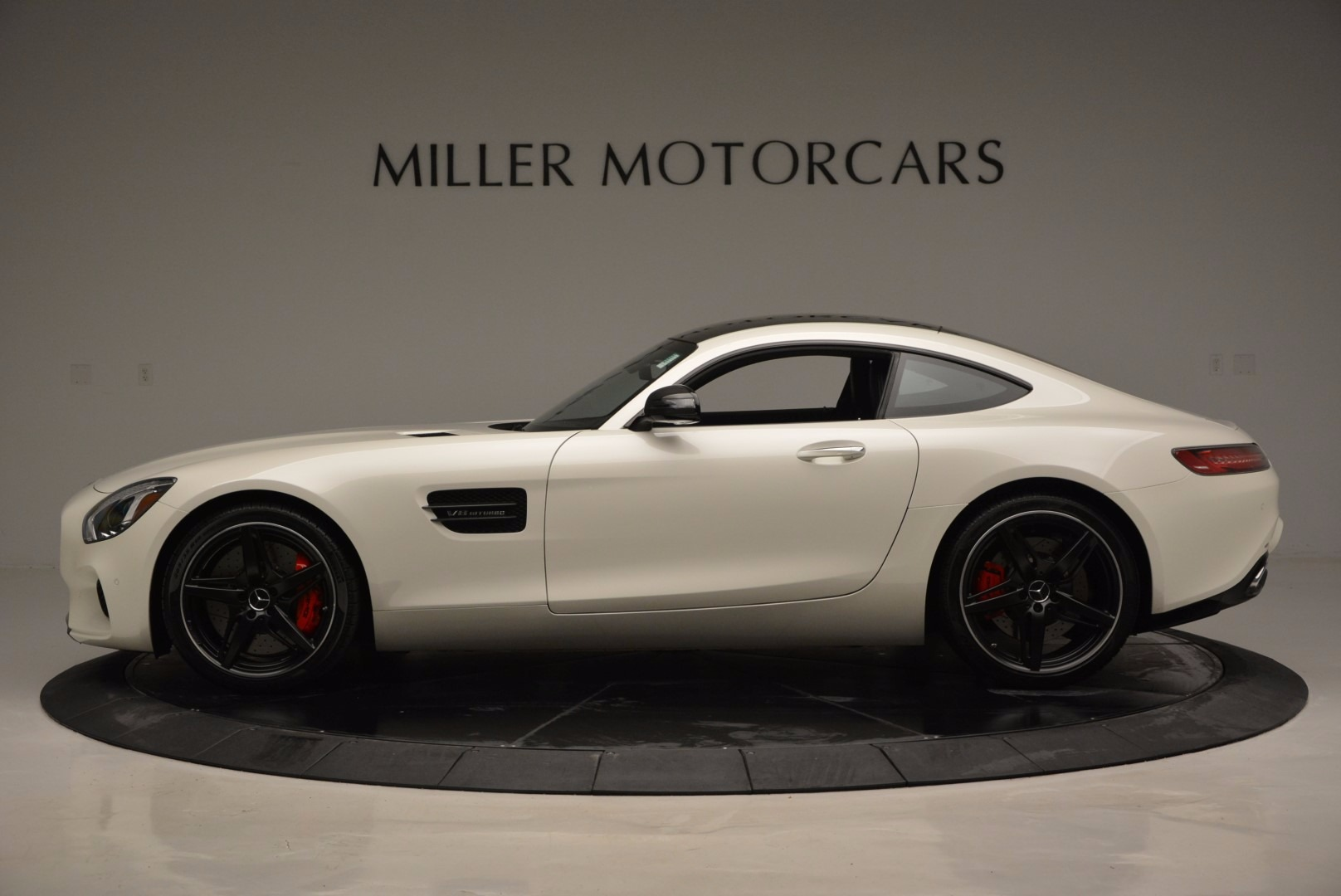 Used 2016 Mercedes Benz AMG GT S For Sale In Greenwich, CT 926_p3
