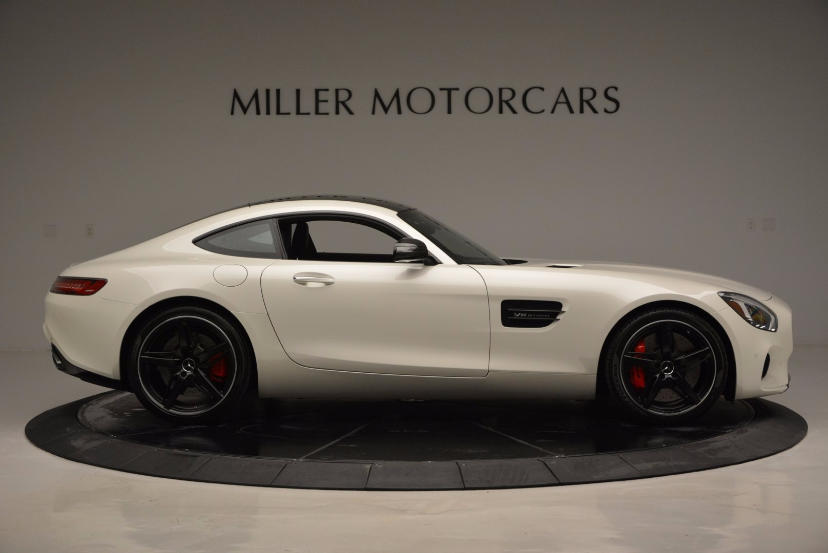 Used 2016 Mercedes Benz AMG GT S For Sale In Greenwich, CT 926_p9