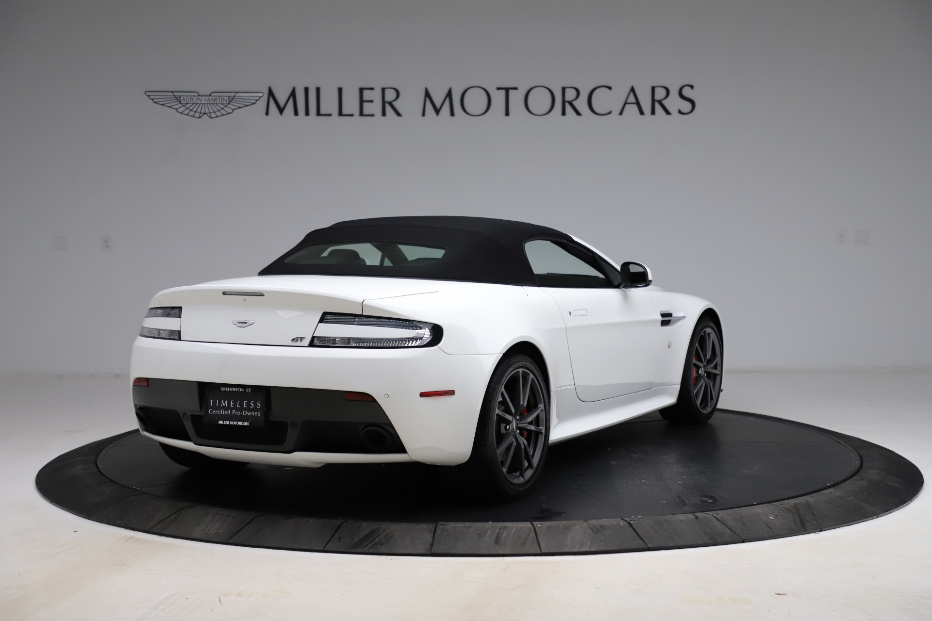 New 2015 Aston Martin Vantage GT GT Roadster For Sale In Greenwich, CT 93_p28