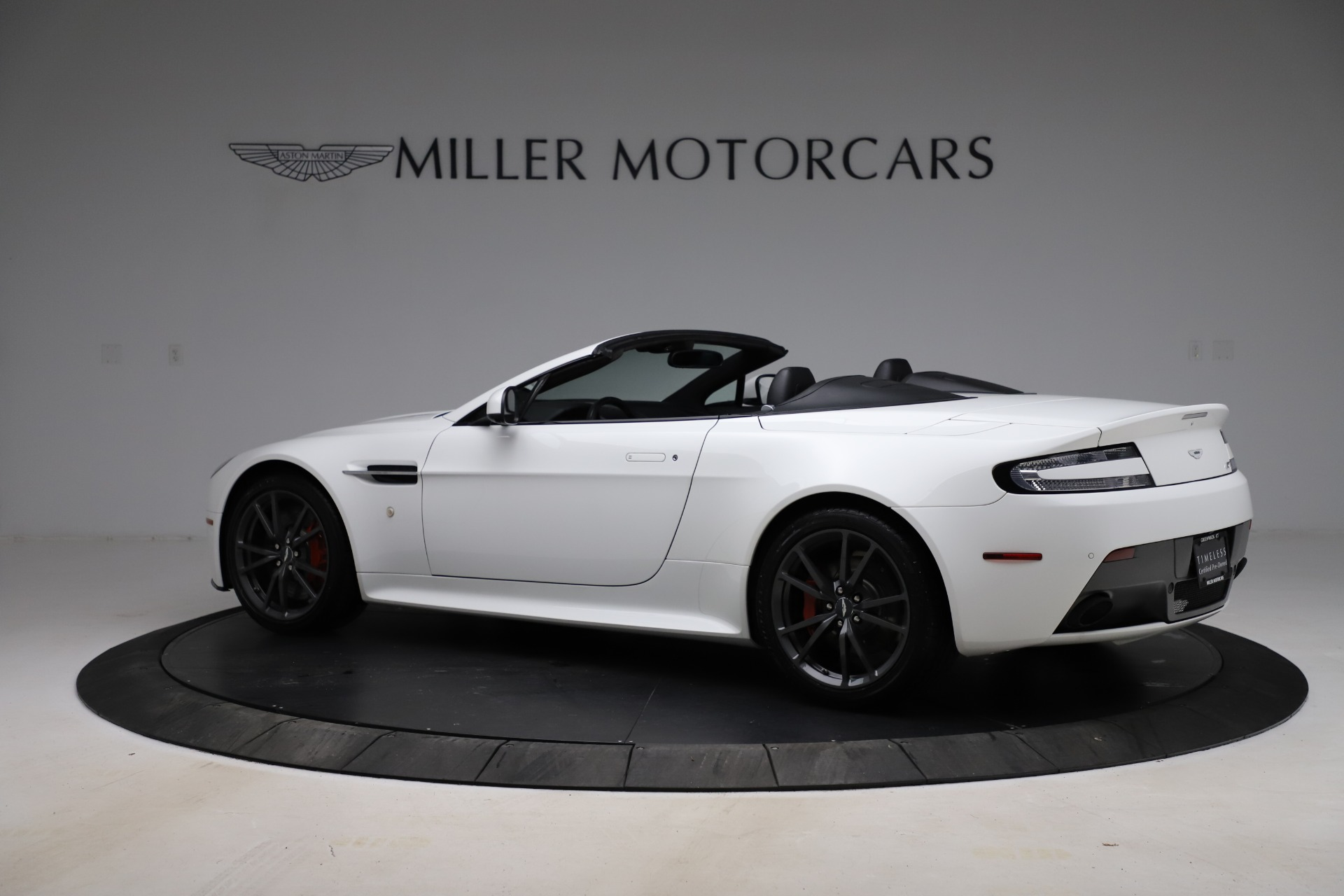 New 2015 Aston Martin Vantage GT GT Roadster For Sale In Greenwich, CT 93_p3
