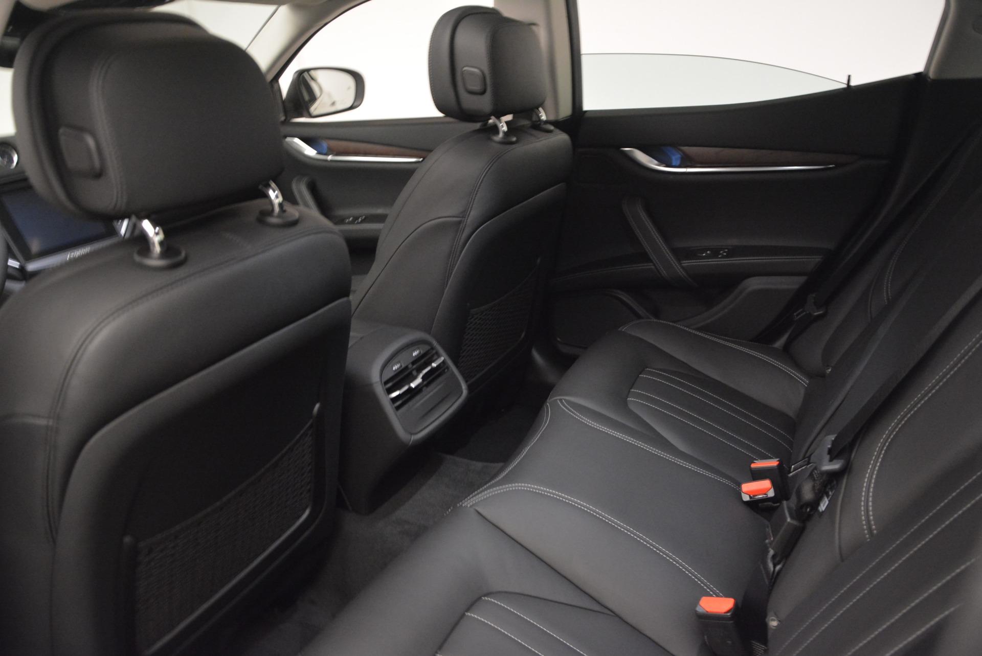 New 2017 Maserati Ghibli S Q4 For Sale In Greenwich, CT 933_p17