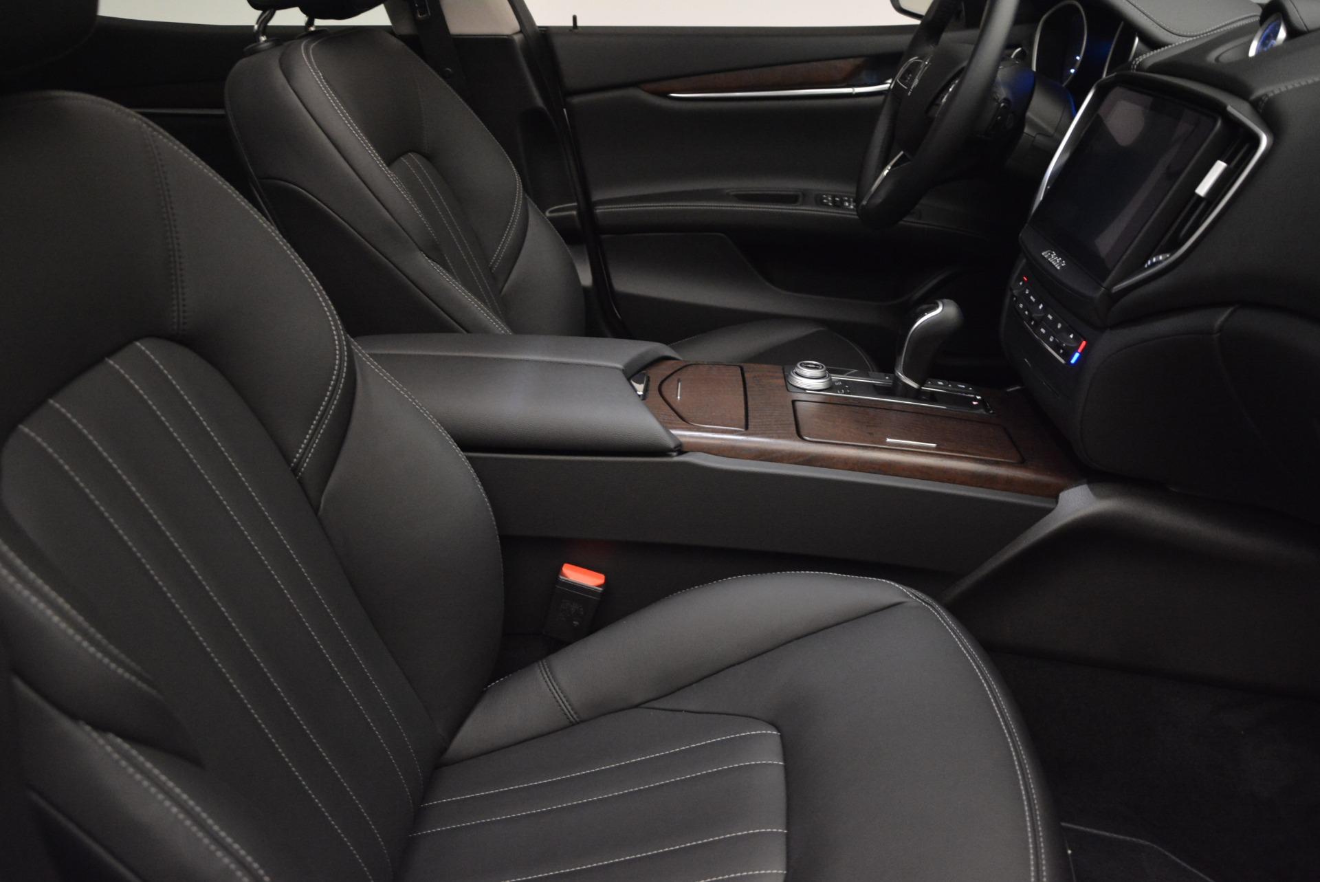 New 2017 Maserati Ghibli S Q4 For Sale In Greenwich, CT 933_p21