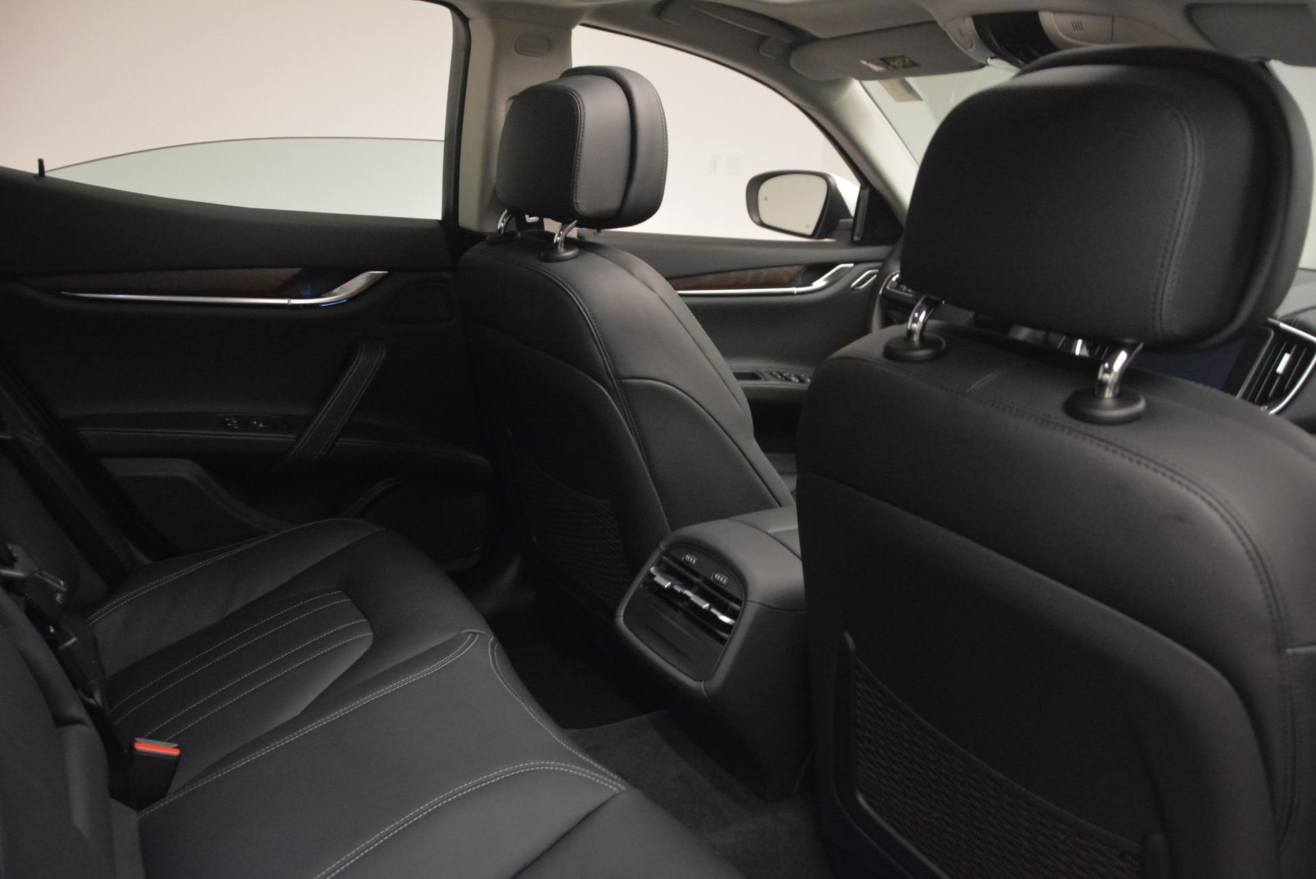 New 2017 Maserati Ghibli S Q4 For Sale In Greenwich, CT 933_p26