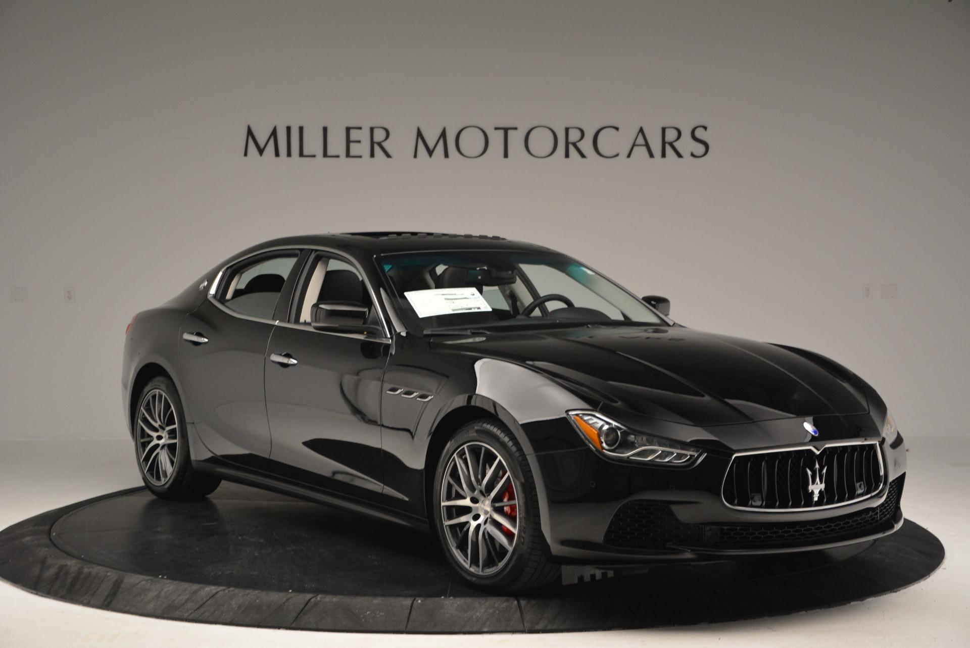 New 2017 Maserati Ghibli S Q4 For Sale In Greenwich, CT 934_p11