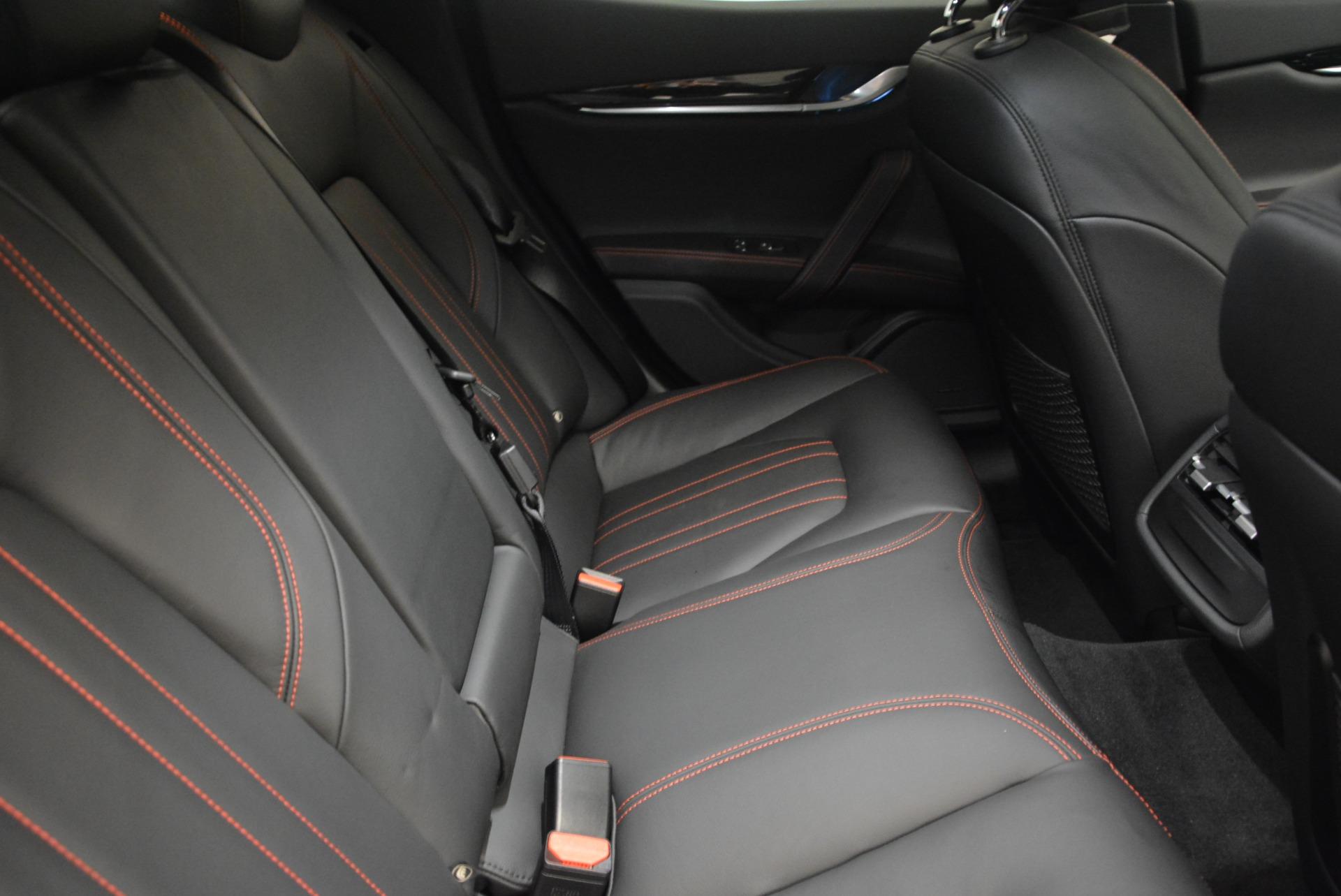 New 2017 Maserati Ghibli S Q4 For Sale In Greenwich, CT 934_p23