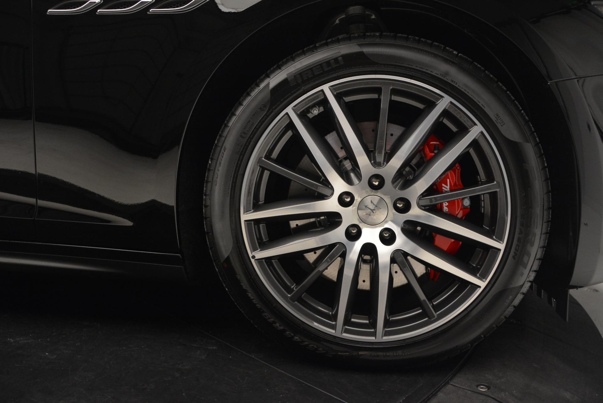 New 2017 Maserati Ghibli S Q4 For Sale In Greenwich, CT 934_p25