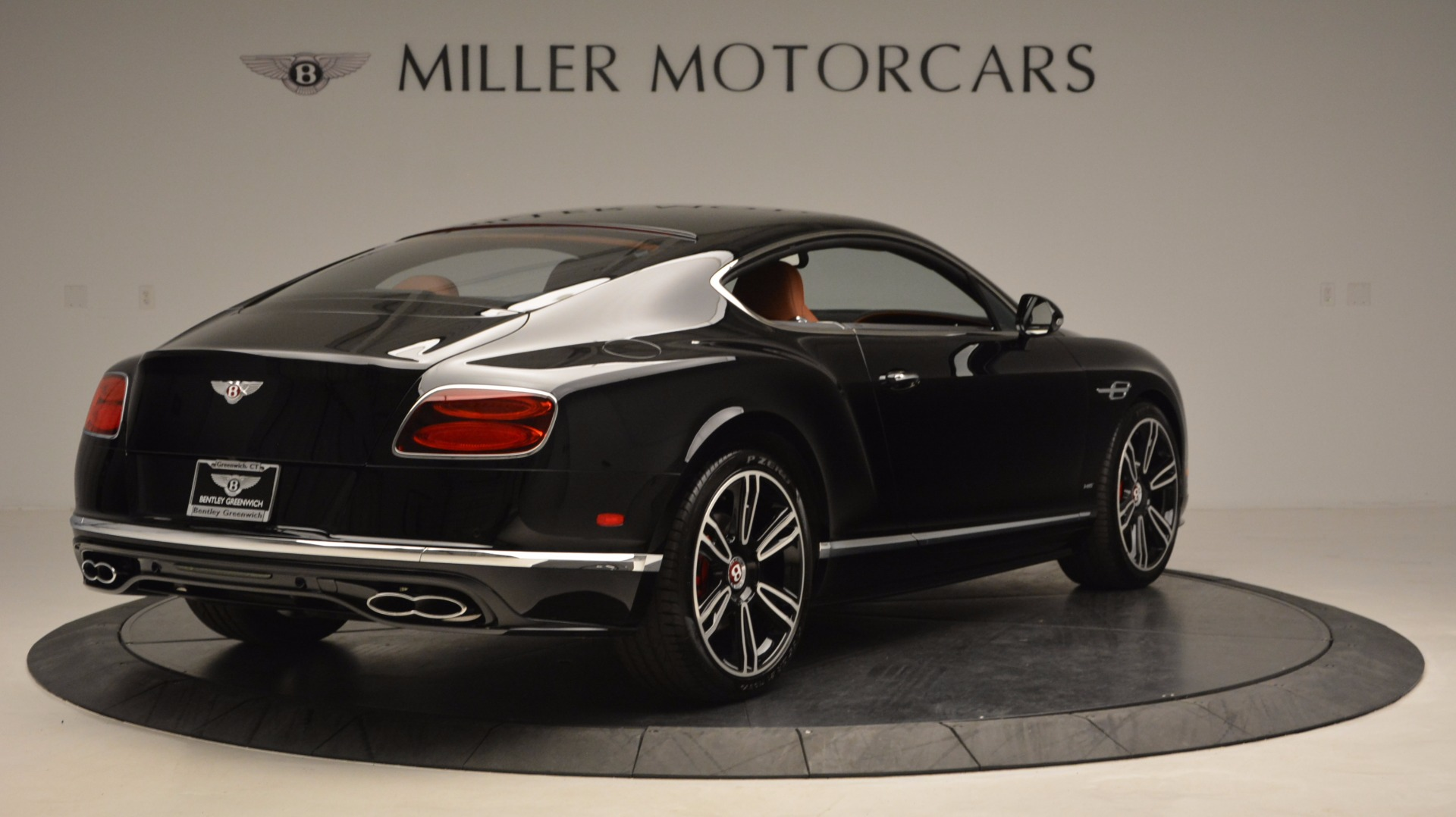 New 2017 Bentley Continental GT V8 S For Sale In Greenwich, CT 936_p7