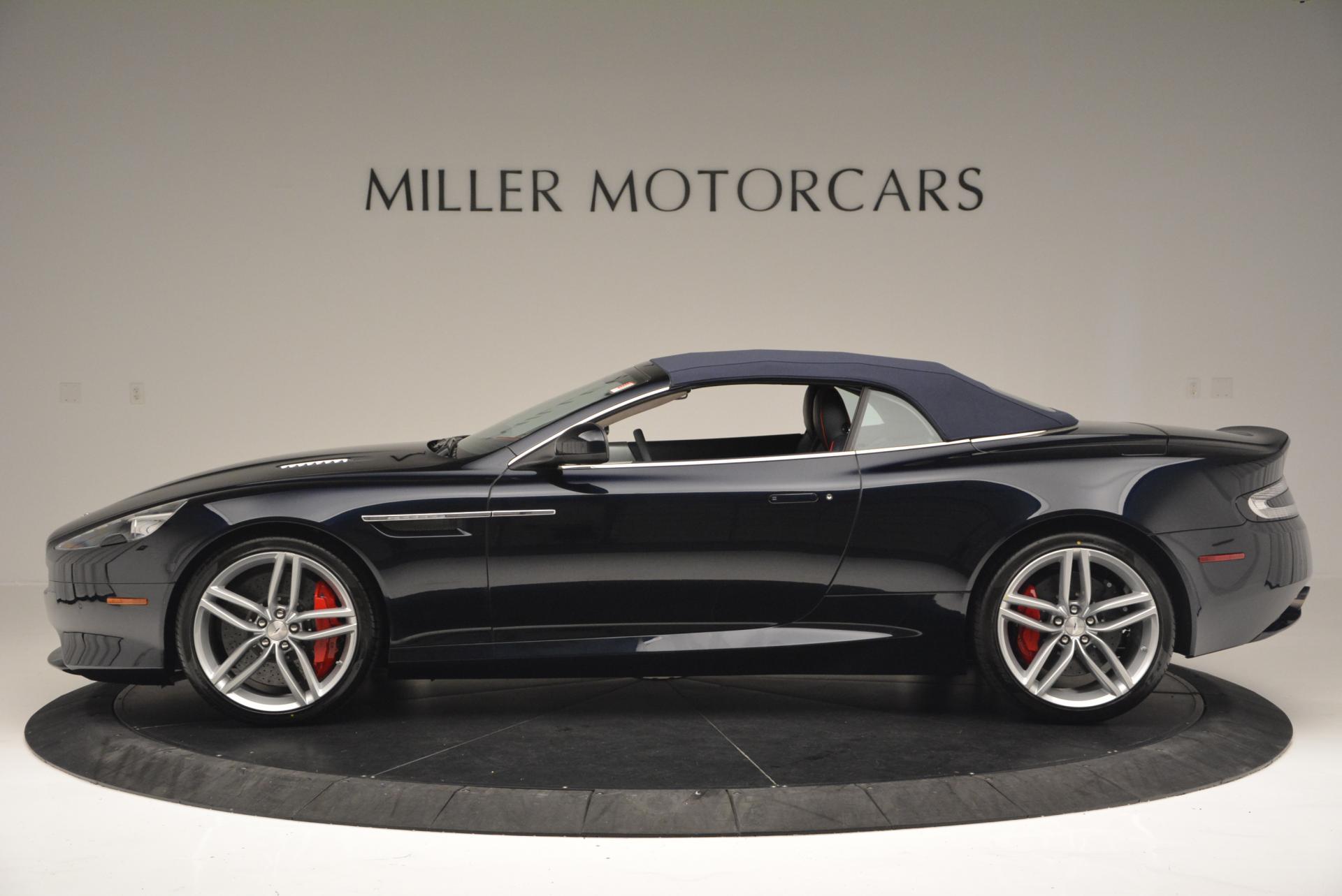 New 2016 Aston Martin DB9 GT Volante For Sale In Greenwich, CT 94_p15