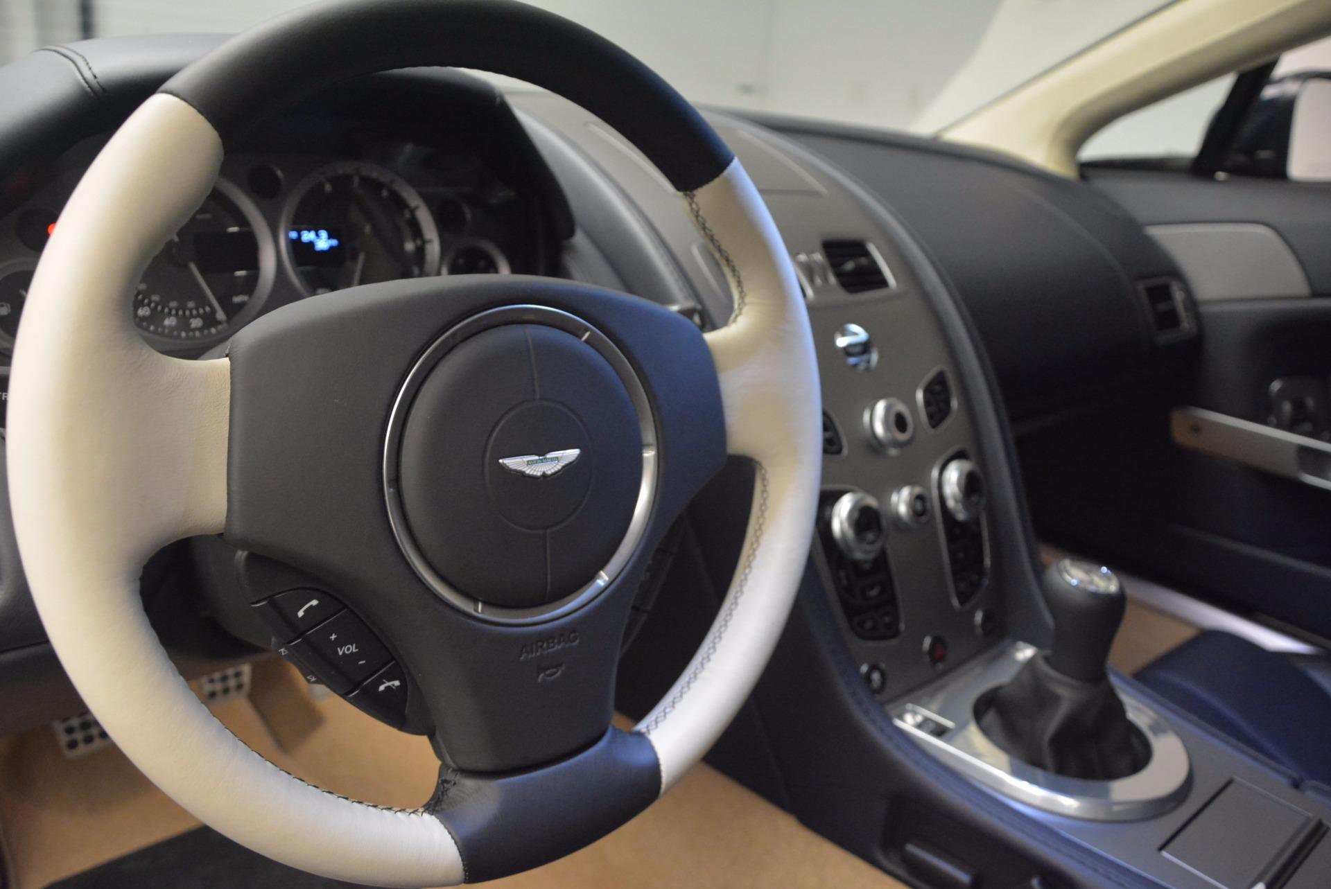 Used 2016 Aston Martin V8 Vantage  For Sale In Greenwich, CT 942_p16