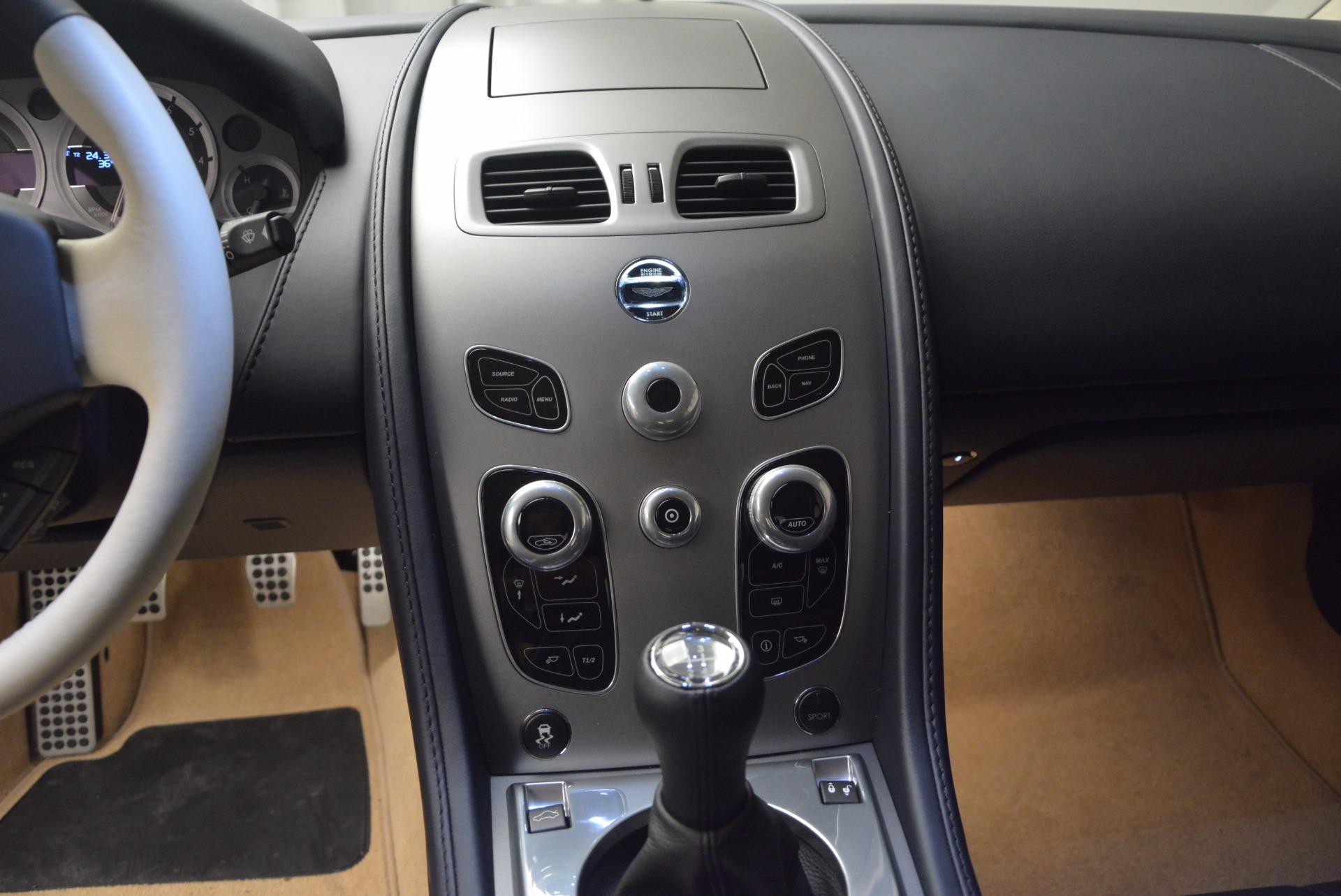 Used 2016 Aston Martin V8 Vantage  For Sale In Greenwich, CT 942_p17
