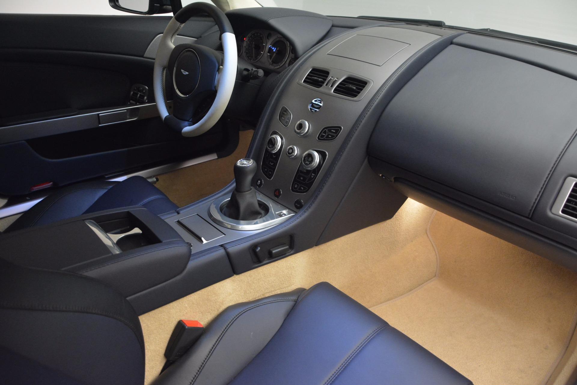 Used 2016 Aston Martin V8 Vantage  For Sale In Greenwich, CT 942_p19