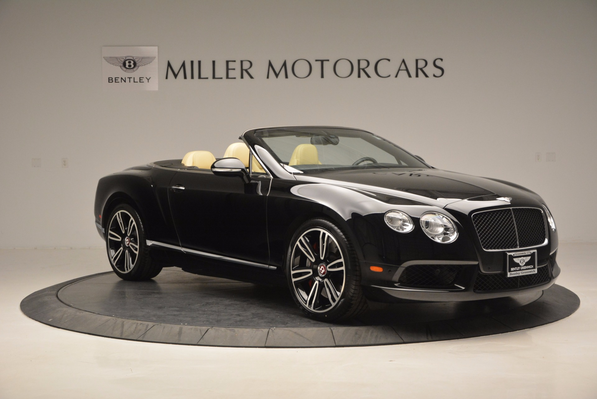 Used 2013 Bentley Continental GT V8 For Sale In Greenwich, CT 945_p12