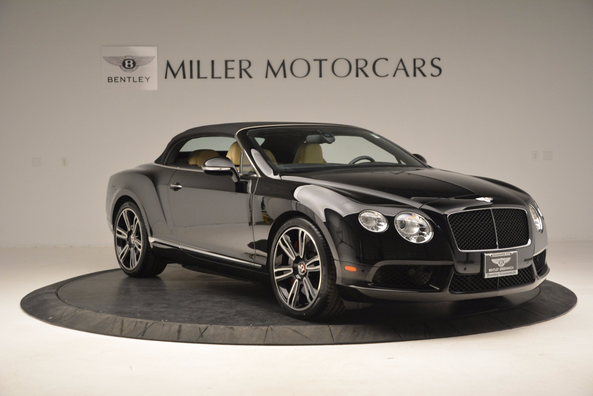 Used 2013 Bentley Continental GT V8 For Sale In Greenwich, CT 945_p24
