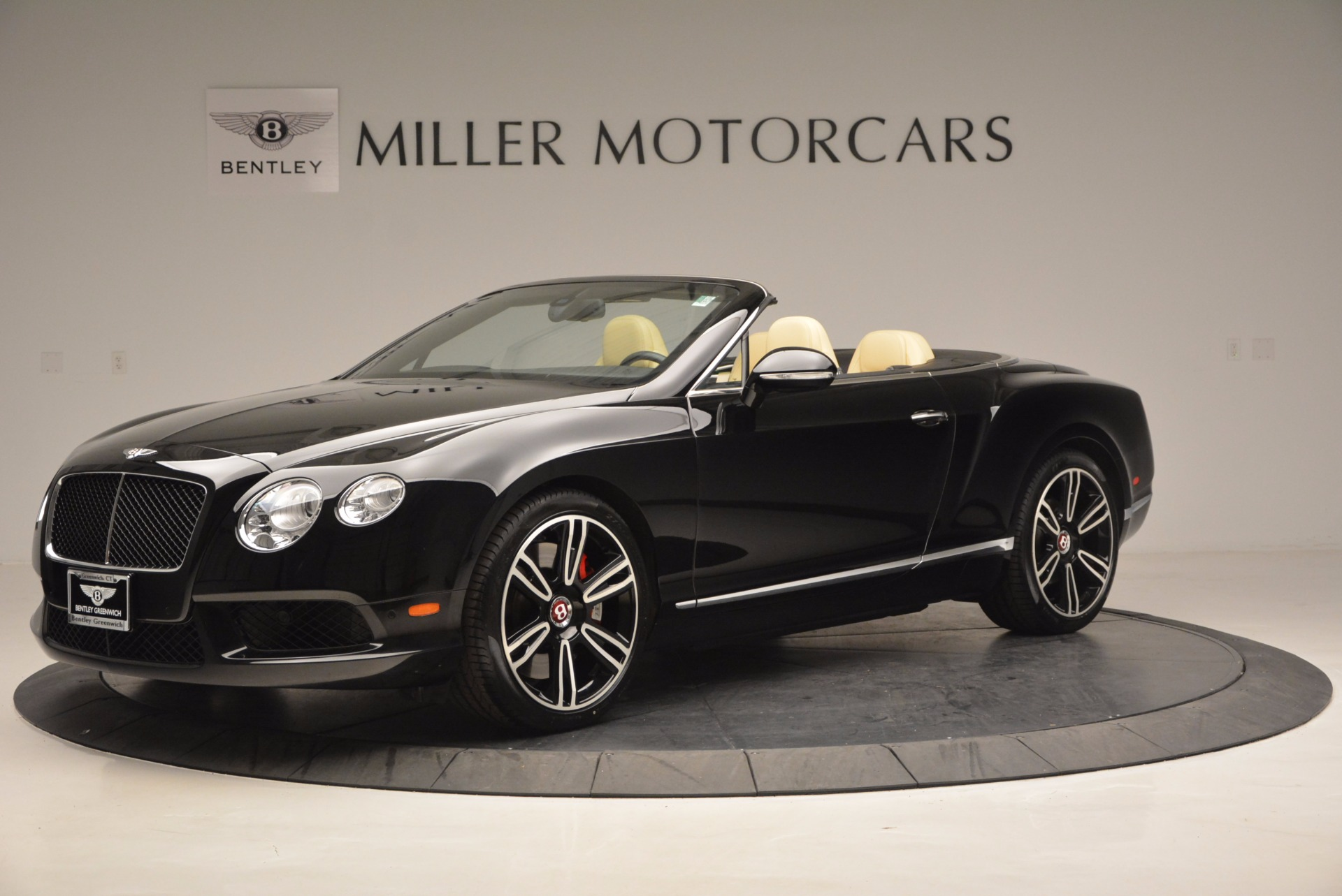 Used 2013 Bentley Continental GT V8 For Sale In Greenwich, CT 945_p3
