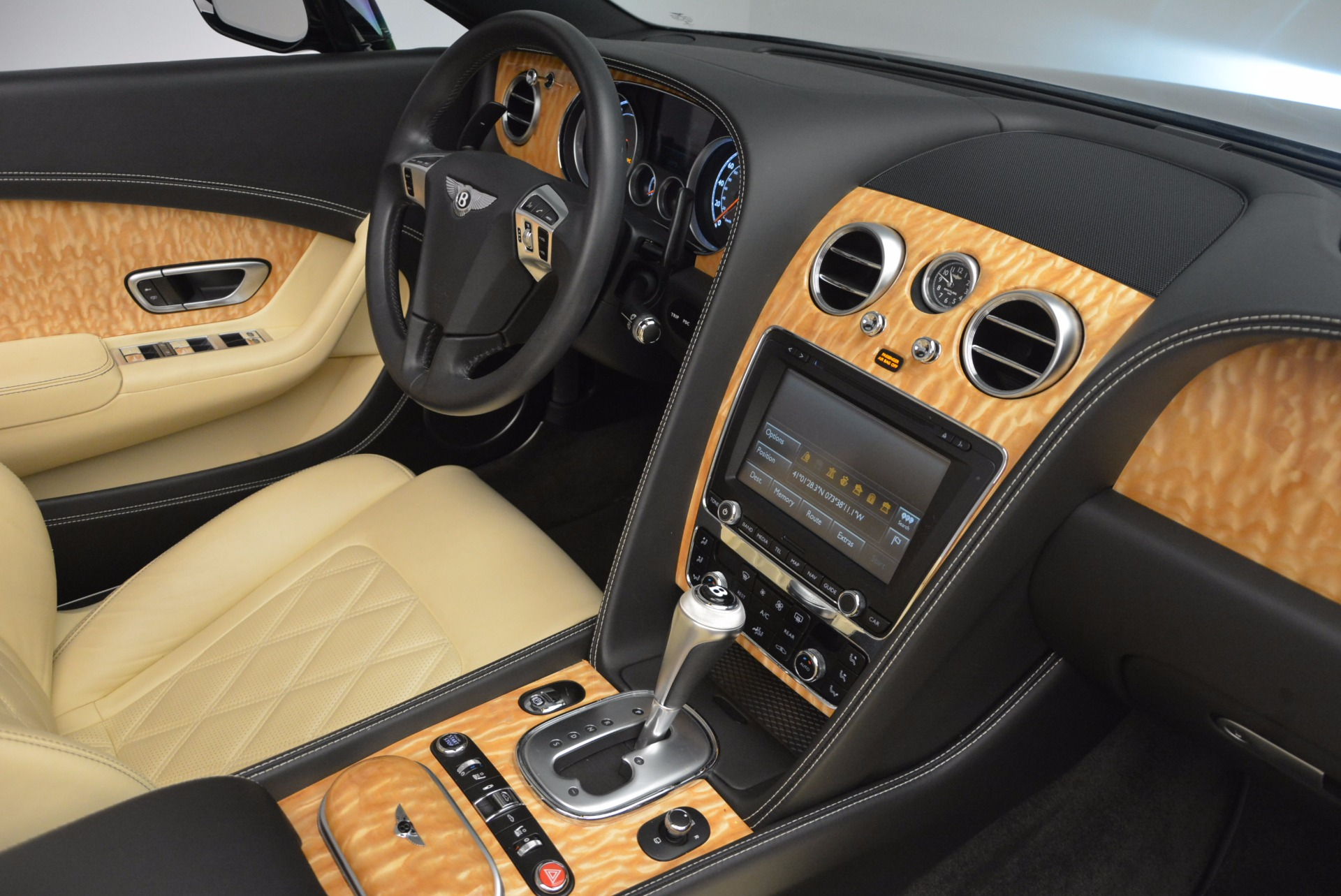 Used 2013 Bentley Continental GT V8 For Sale In Greenwich, CT 945_p48
