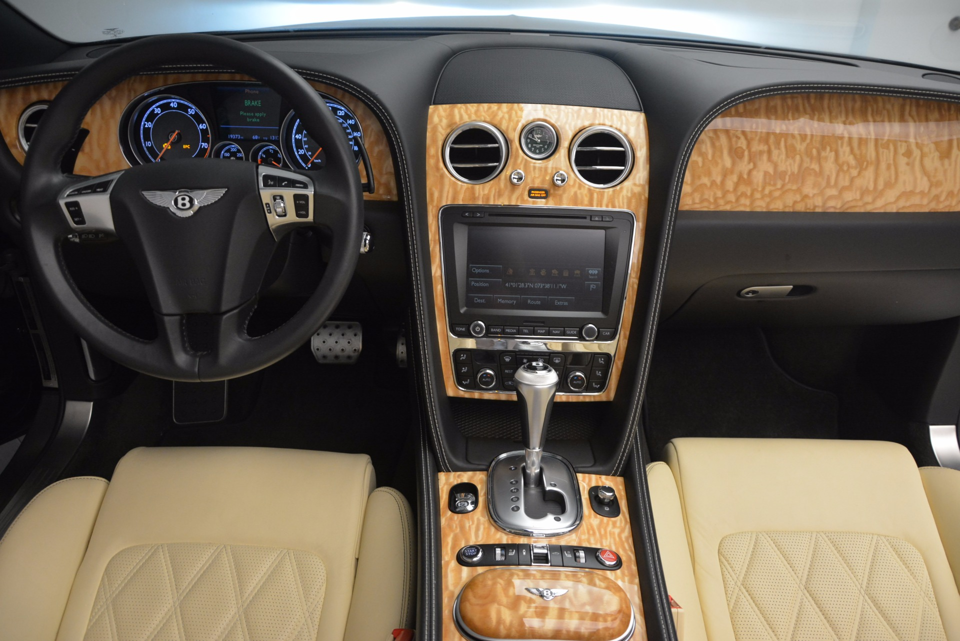 Used 2013 Bentley Continental GT V8 For Sale In Greenwich, CT 945_p51