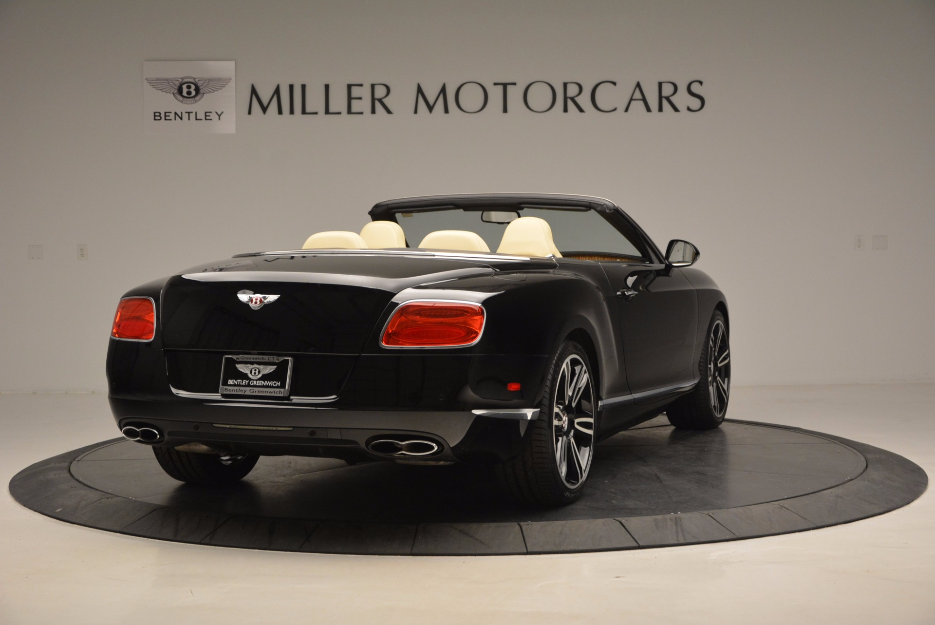Used 2013 Bentley Continental GT V8 For Sale In Greenwich, CT 945_p8