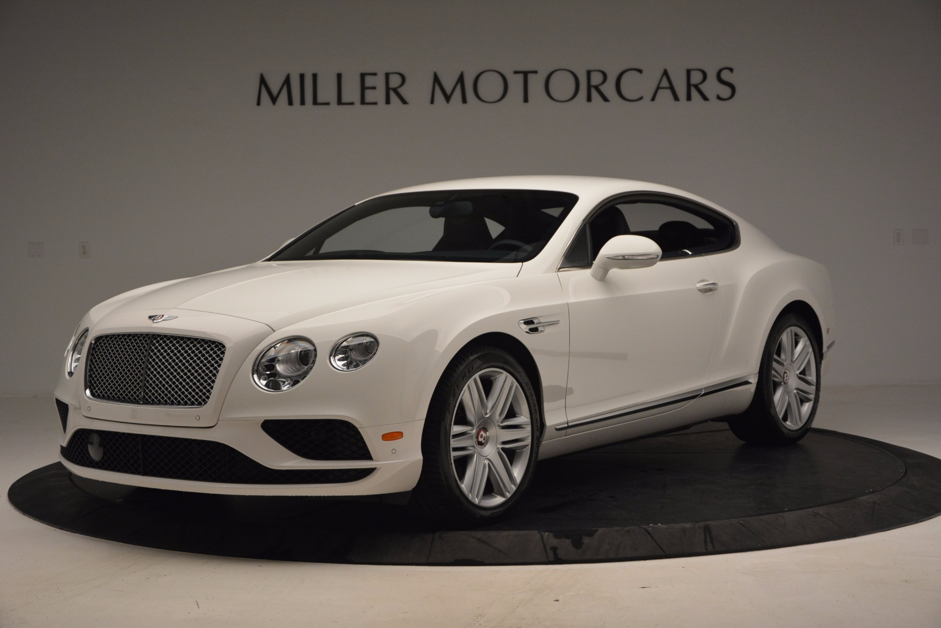 Used 2016 Bentley Continental GT V8 For Sale In Greenwich, CT 946_p2