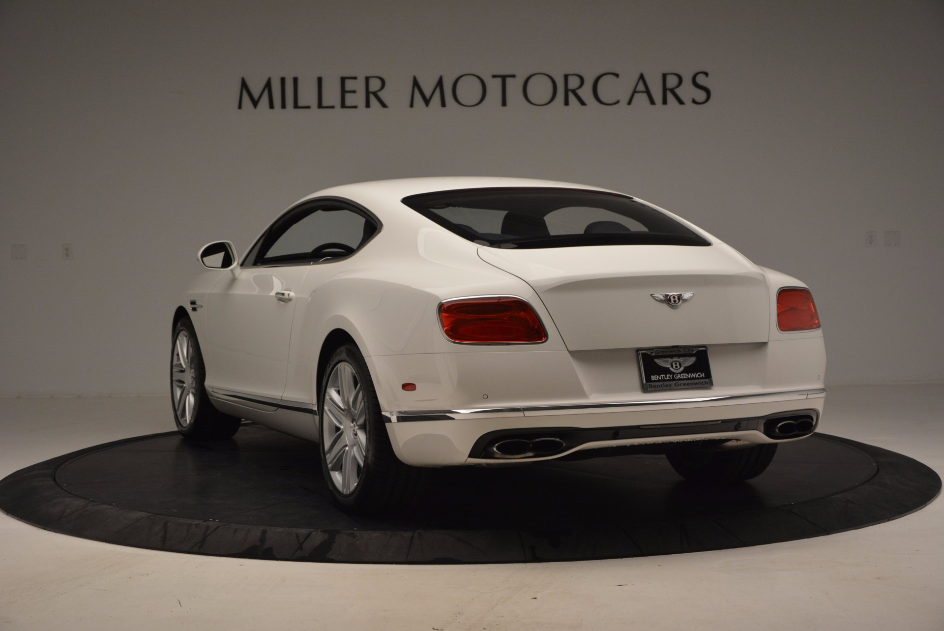 Used 2016 Bentley Continental GT V8 For Sale In Greenwich, CT 946_p5