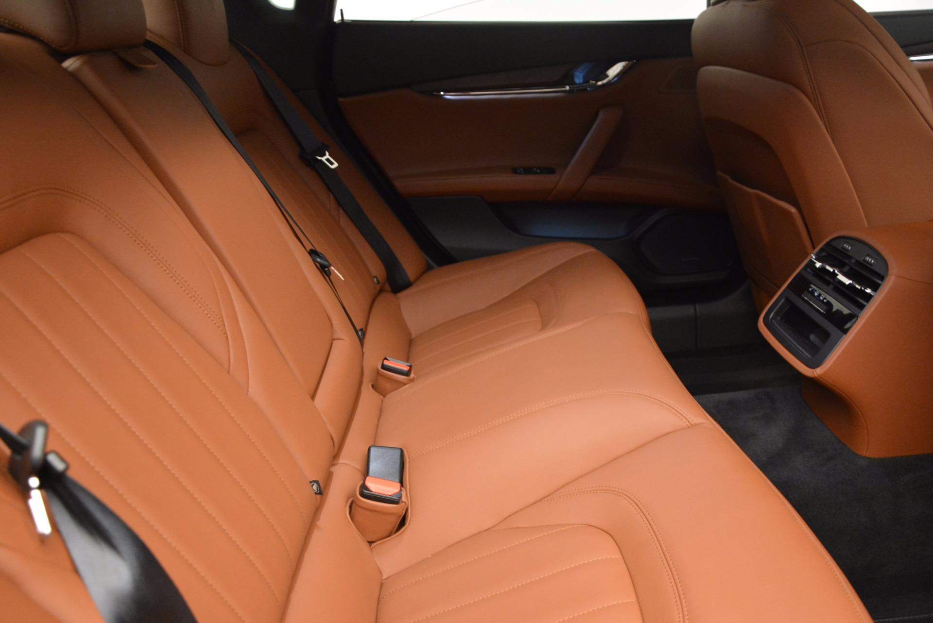 New 2017 Maserati Quattroporte SQ4 For Sale In Greenwich, CT 947_p24