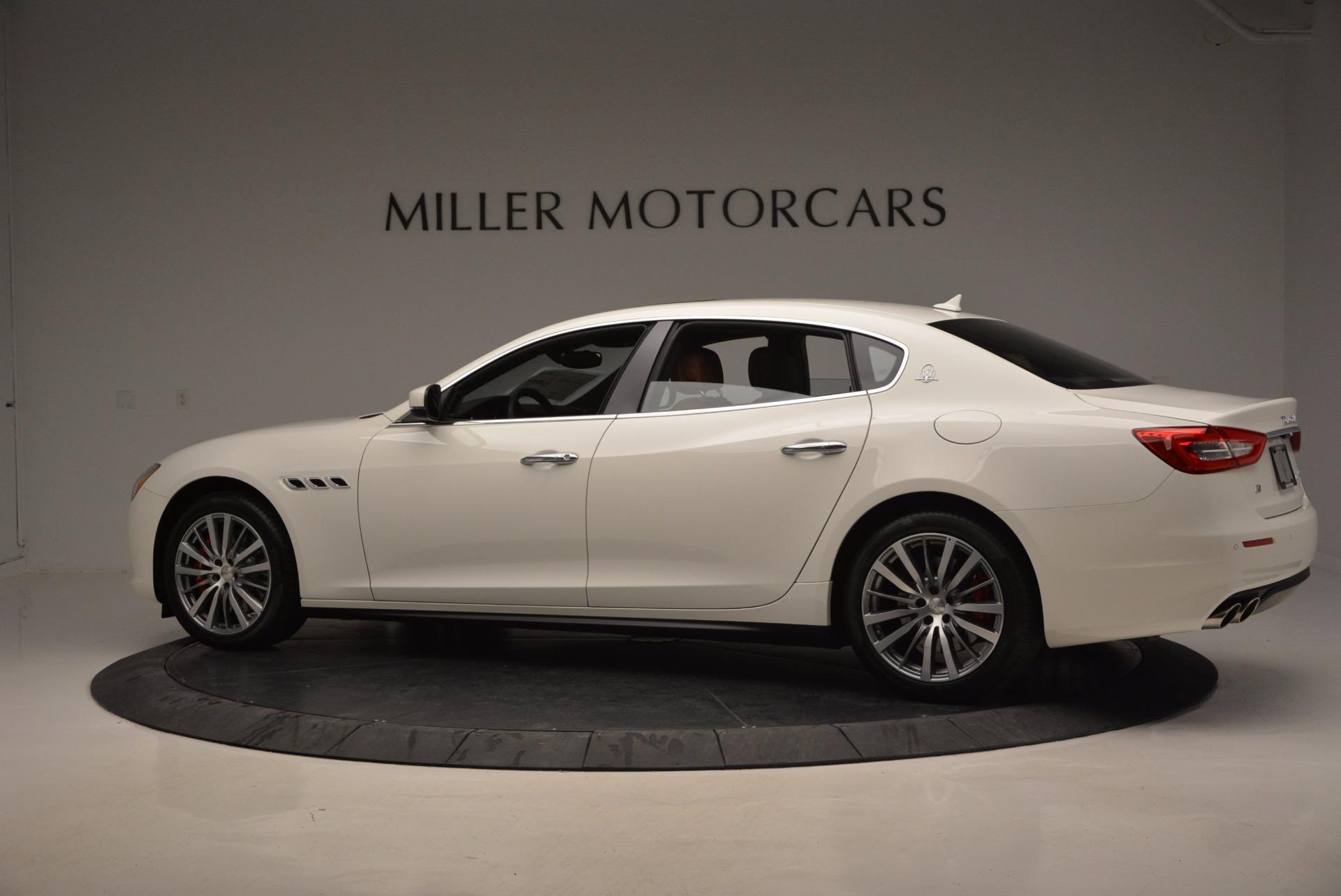 New 2017 Maserati Quattroporte SQ4 For Sale In Greenwich, CT 947_p4
