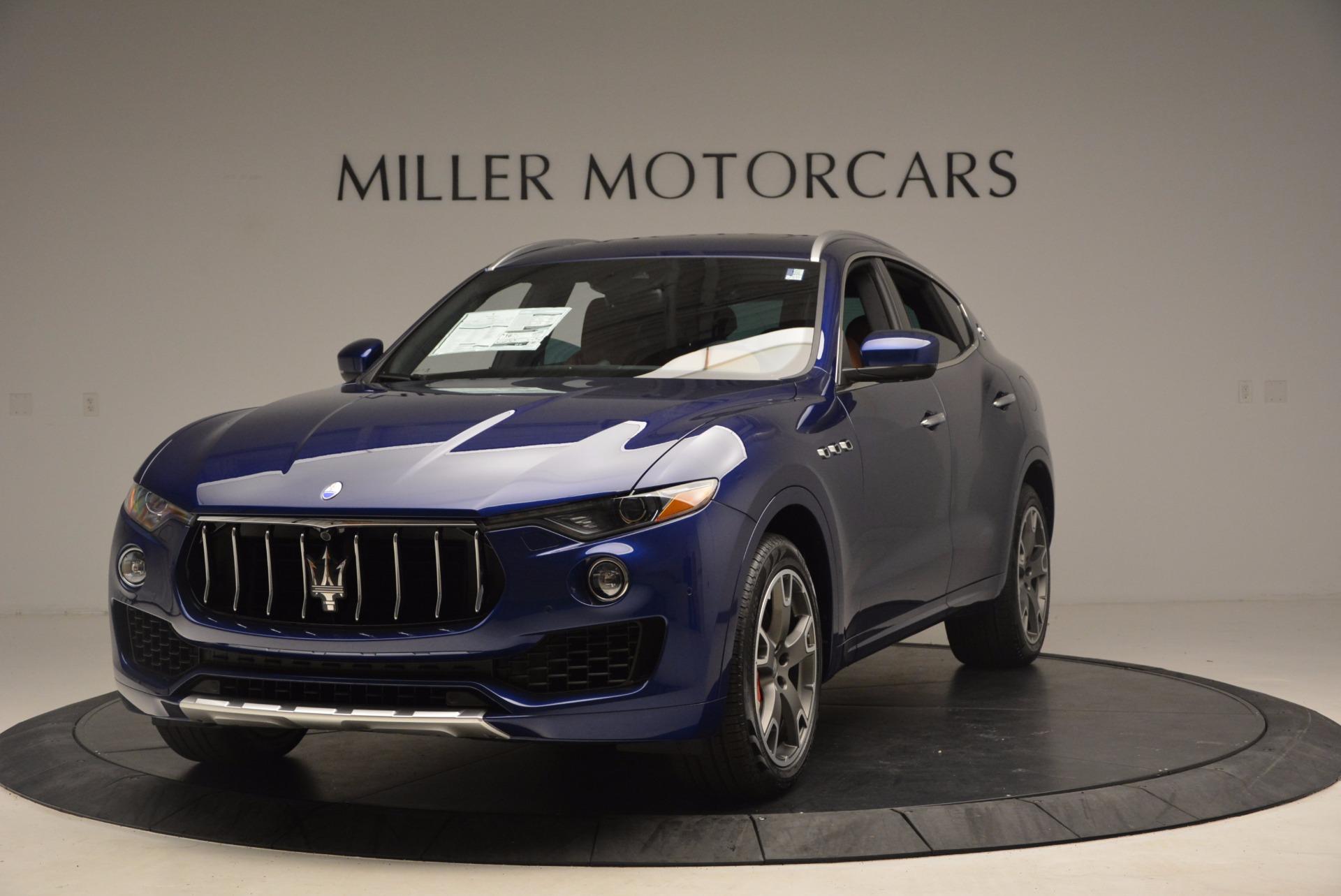 New 2017 Maserati Levante S For Sale In Greenwich, CT 948_main