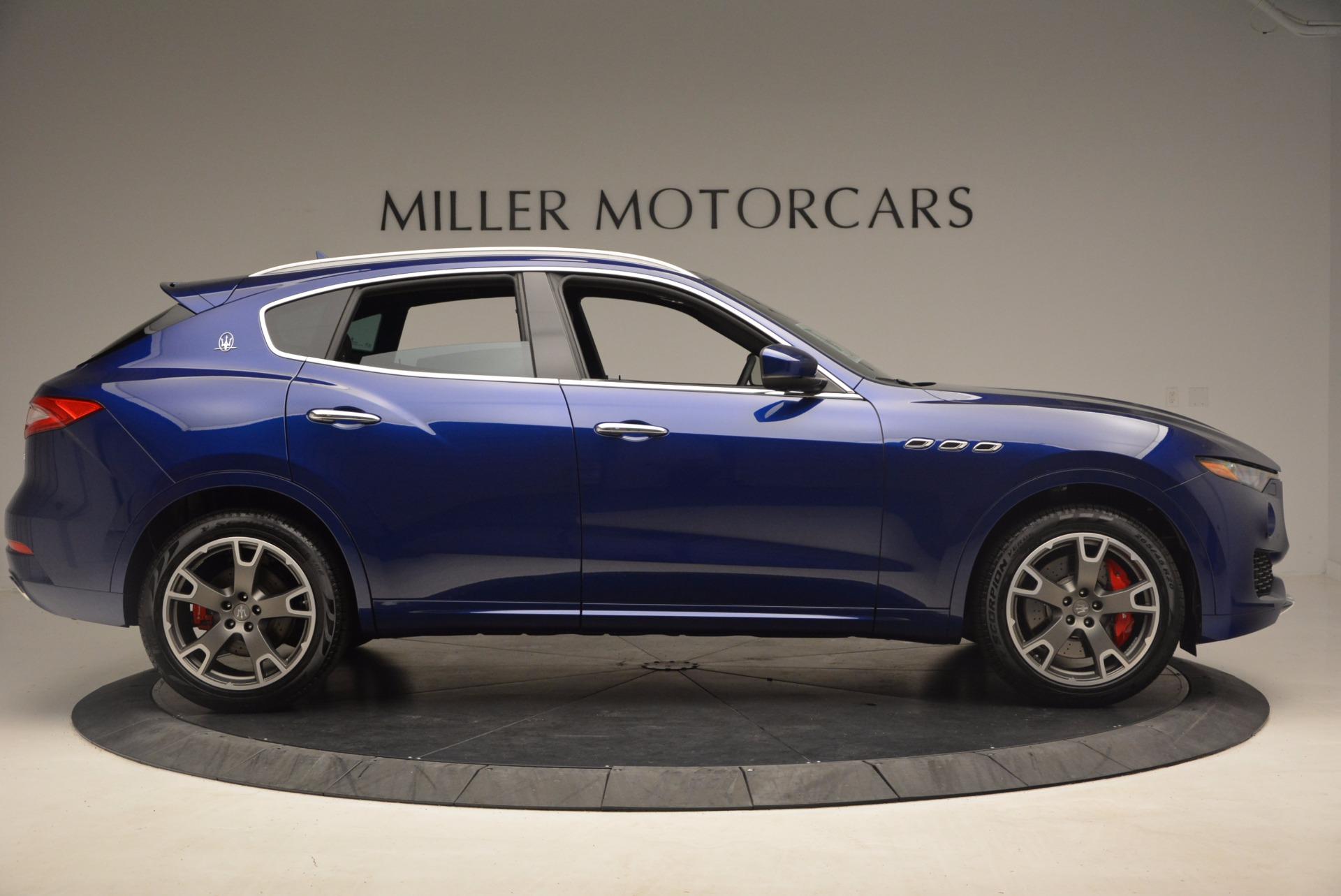 New 2017 Maserati Levante S For Sale In Greenwich, CT 948_p21