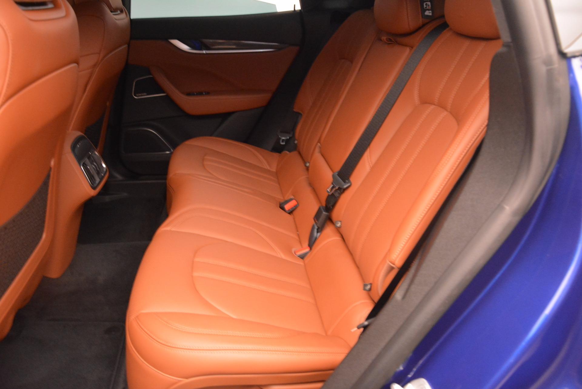 New 2017 Maserati Levante S For Sale In Greenwich, CT 948_p30