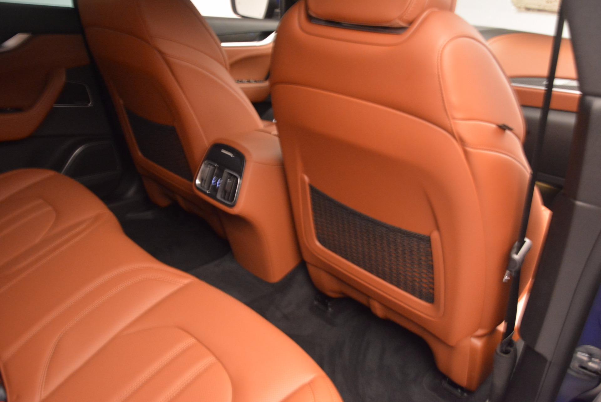 New 2017 Maserati Levante S For Sale In Greenwich, CT 948_p32