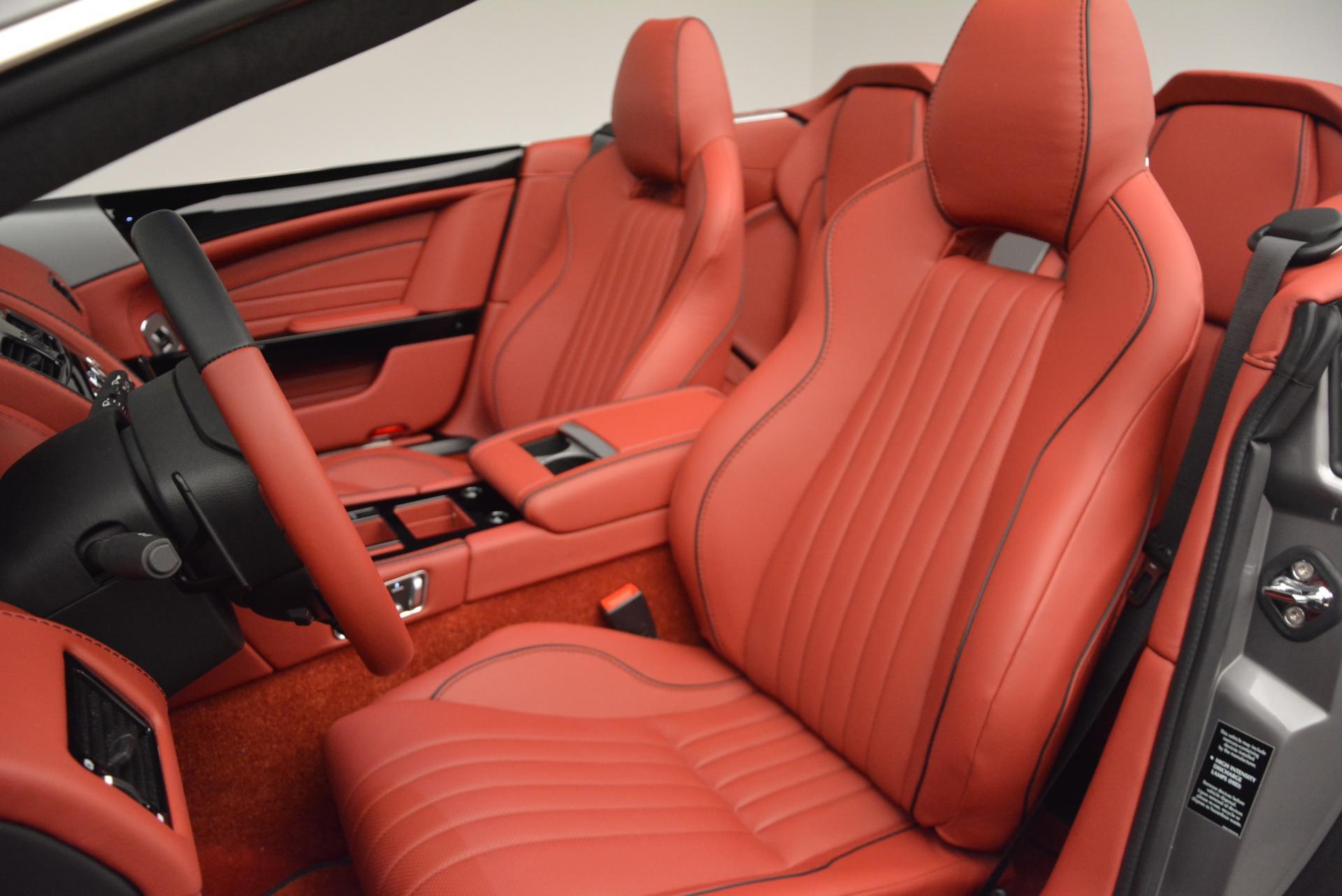 New 2016 Aston Martin DB9 GT Volante For Sale In Greenwich, CT 95_p21