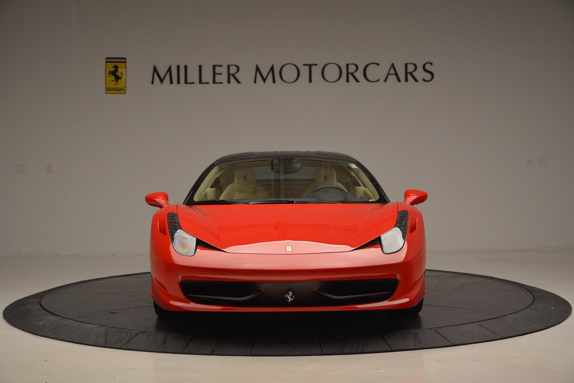 Used 2011 Ferrari 458 Italia  For Sale In Greenwich, CT 953_p12