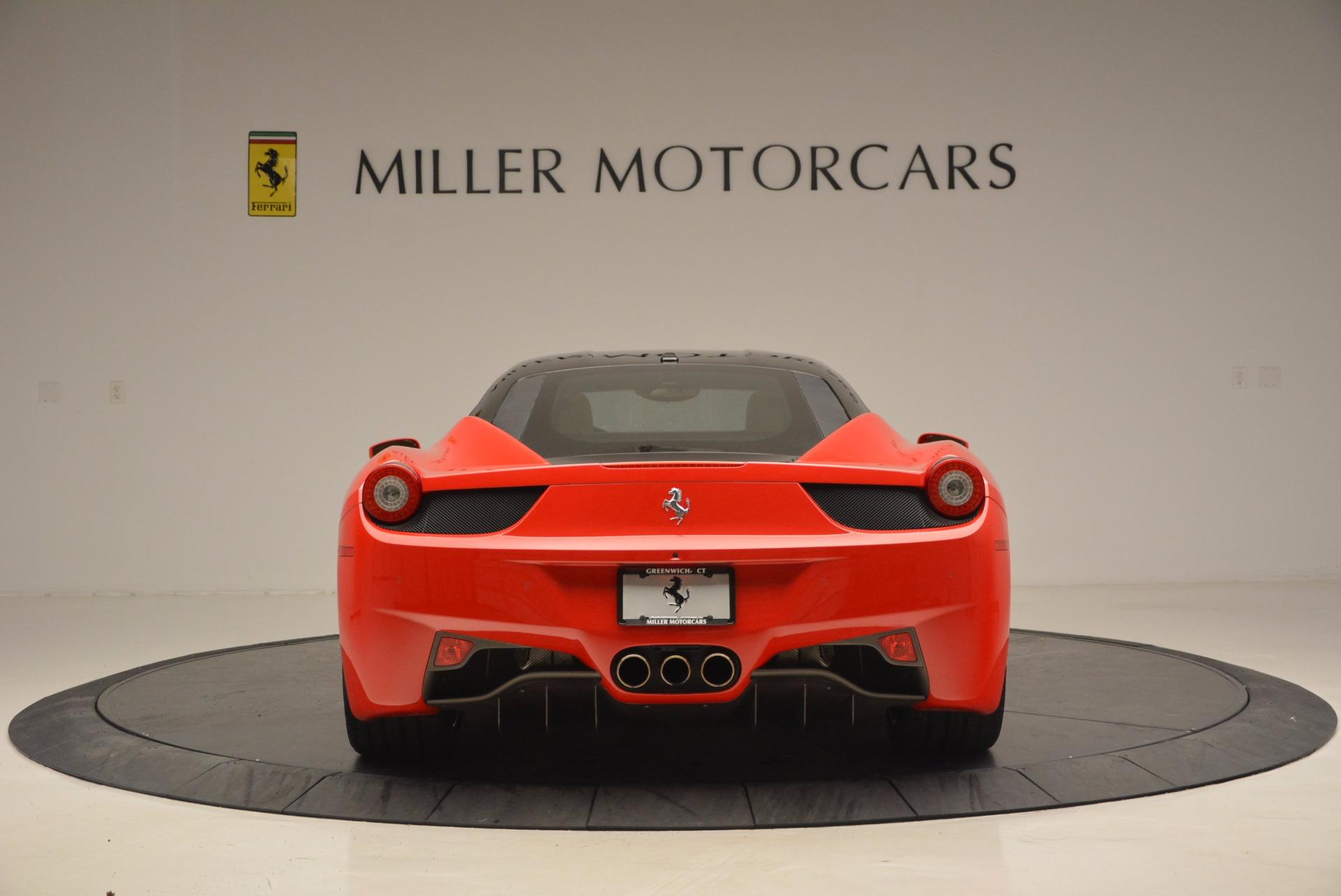 Used 2011 Ferrari 458 Italia  For Sale In Greenwich, CT 953_p6