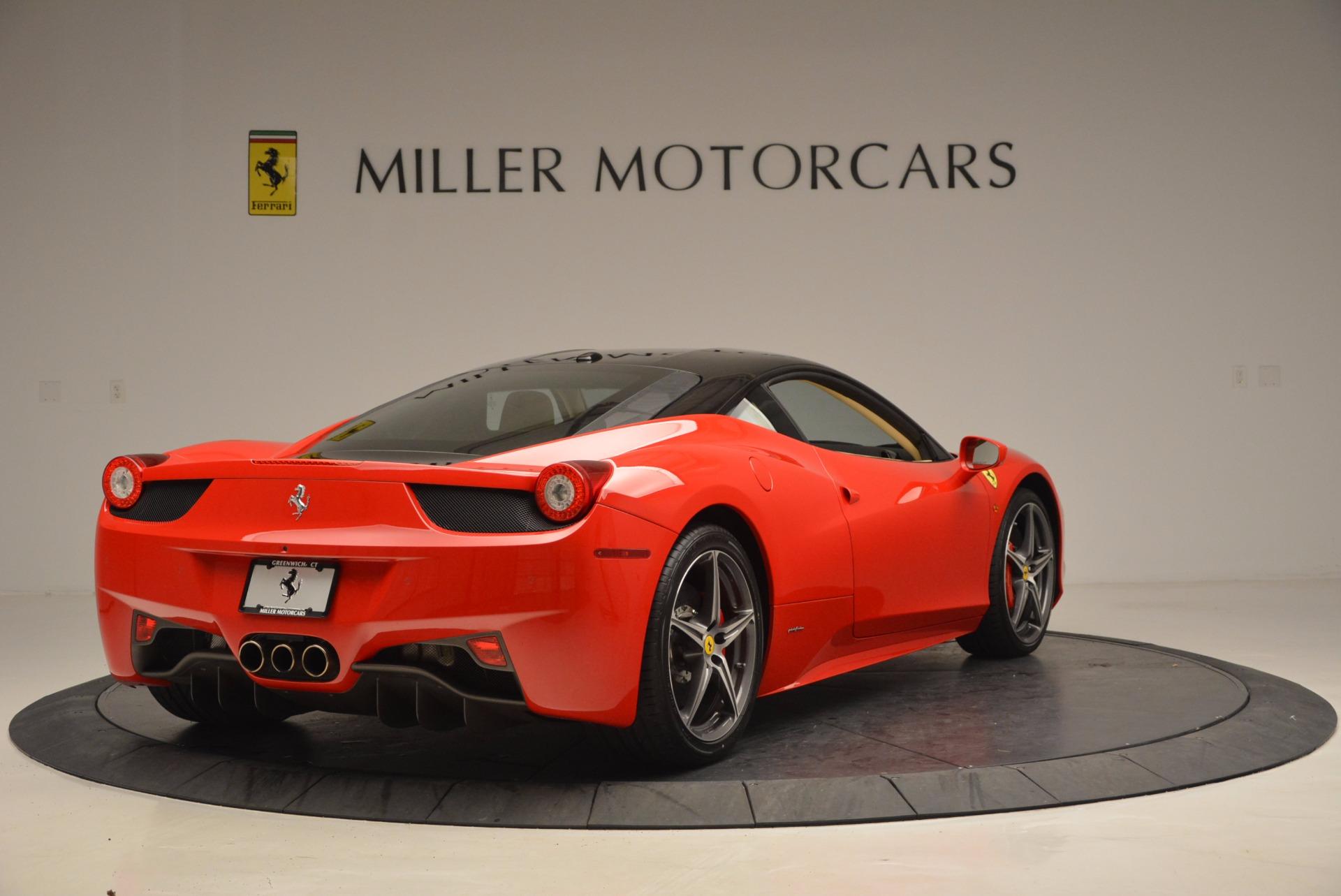 Used 2011 Ferrari 458 Italia  For Sale In Greenwich, CT 953_p7