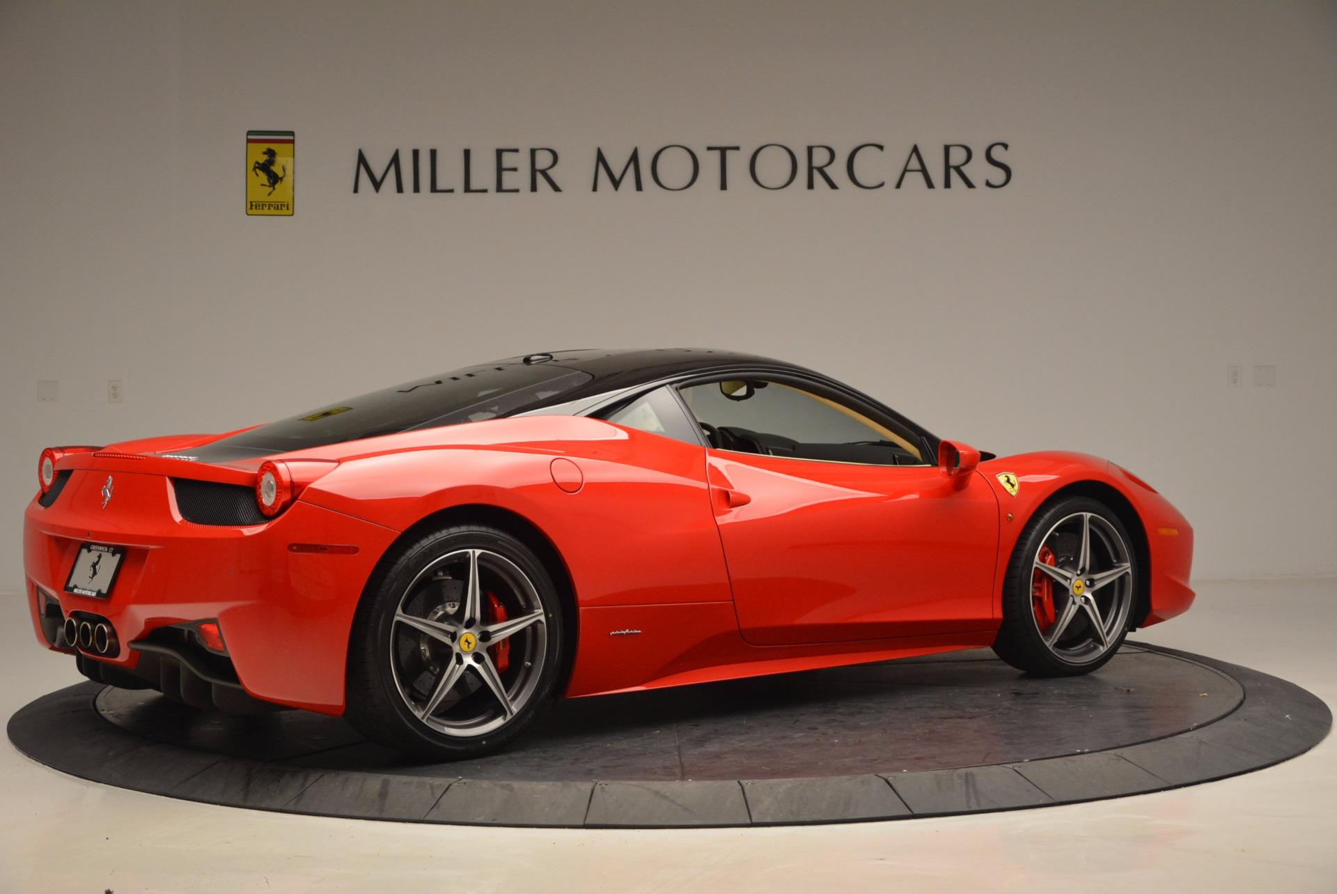 Used 2011 Ferrari 458 Italia  For Sale In Greenwich, CT 953_p8