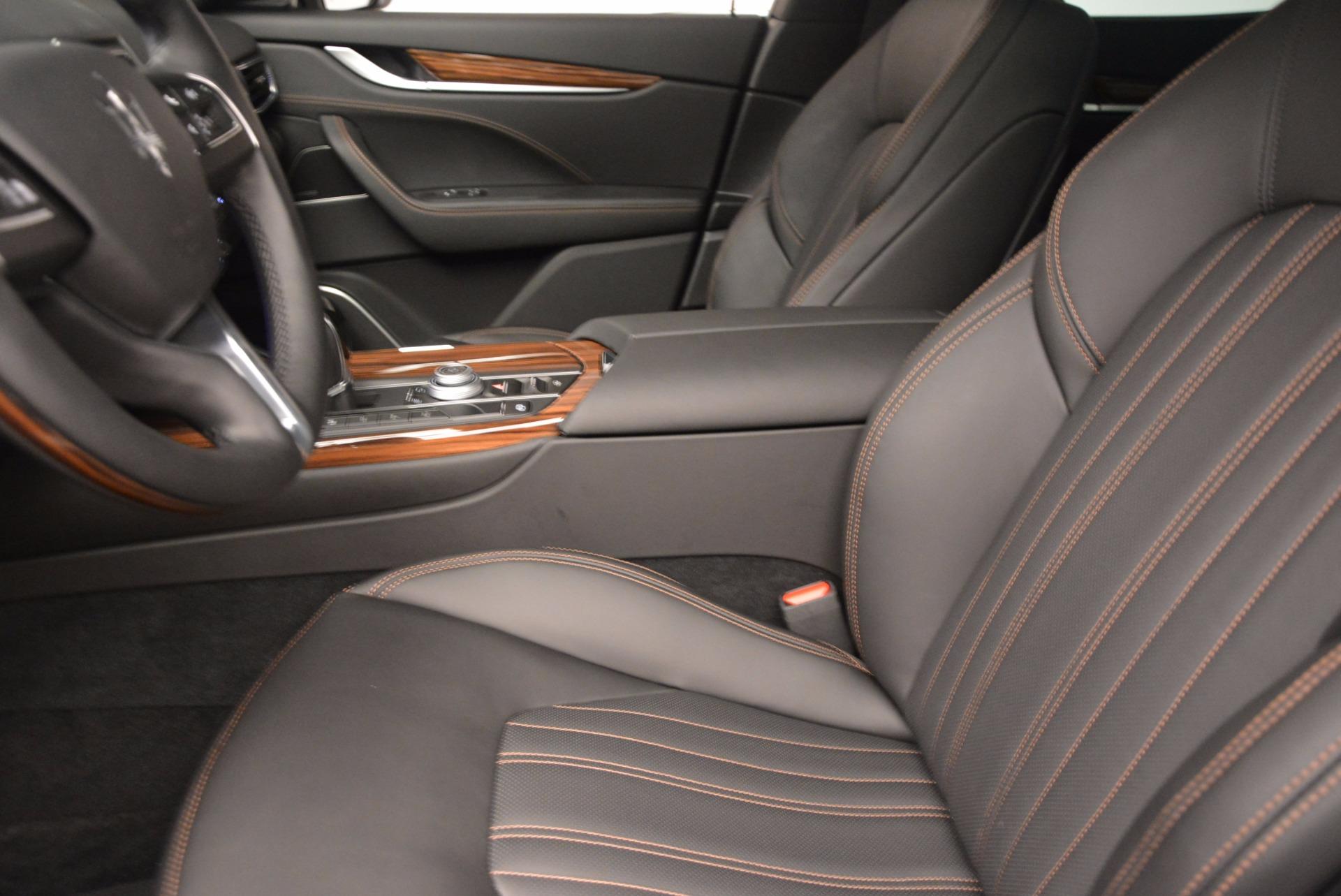 New 2017 Maserati Levante  For Sale In Greenwich, CT 959_p14