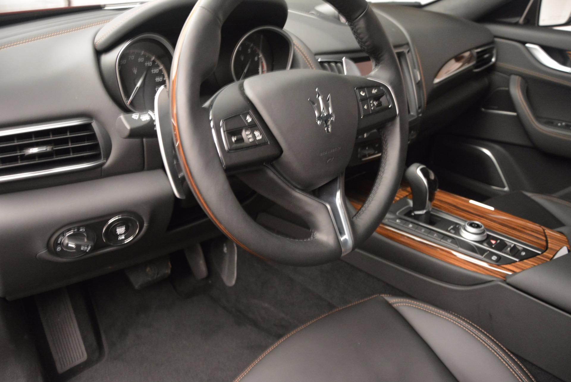 New 2017 Maserati Levante  For Sale In Greenwich, CT 959_p15