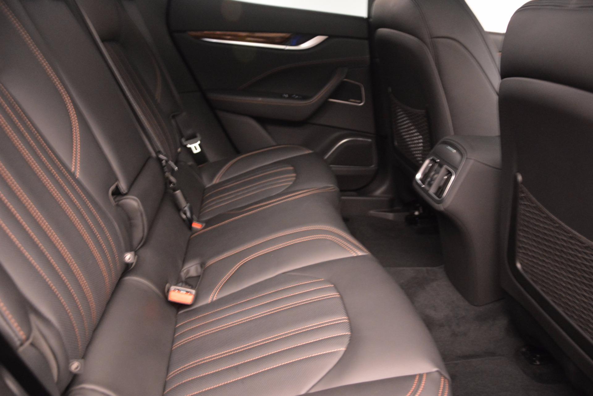 New 2017 Maserati Levante  For Sale In Greenwich, CT 959_p23