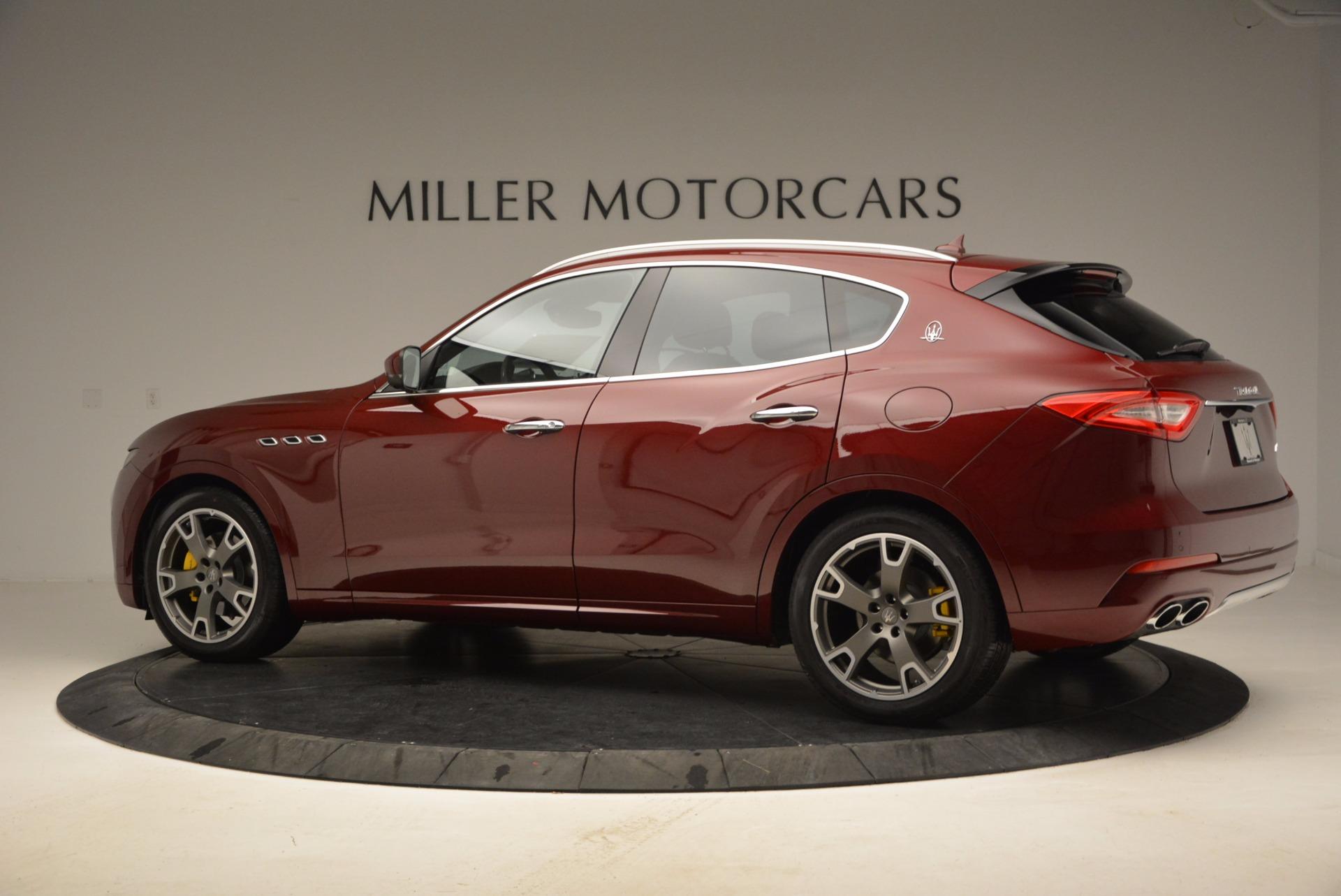 New 2017 Maserati Levante  For Sale In Greenwich, CT 959_p4