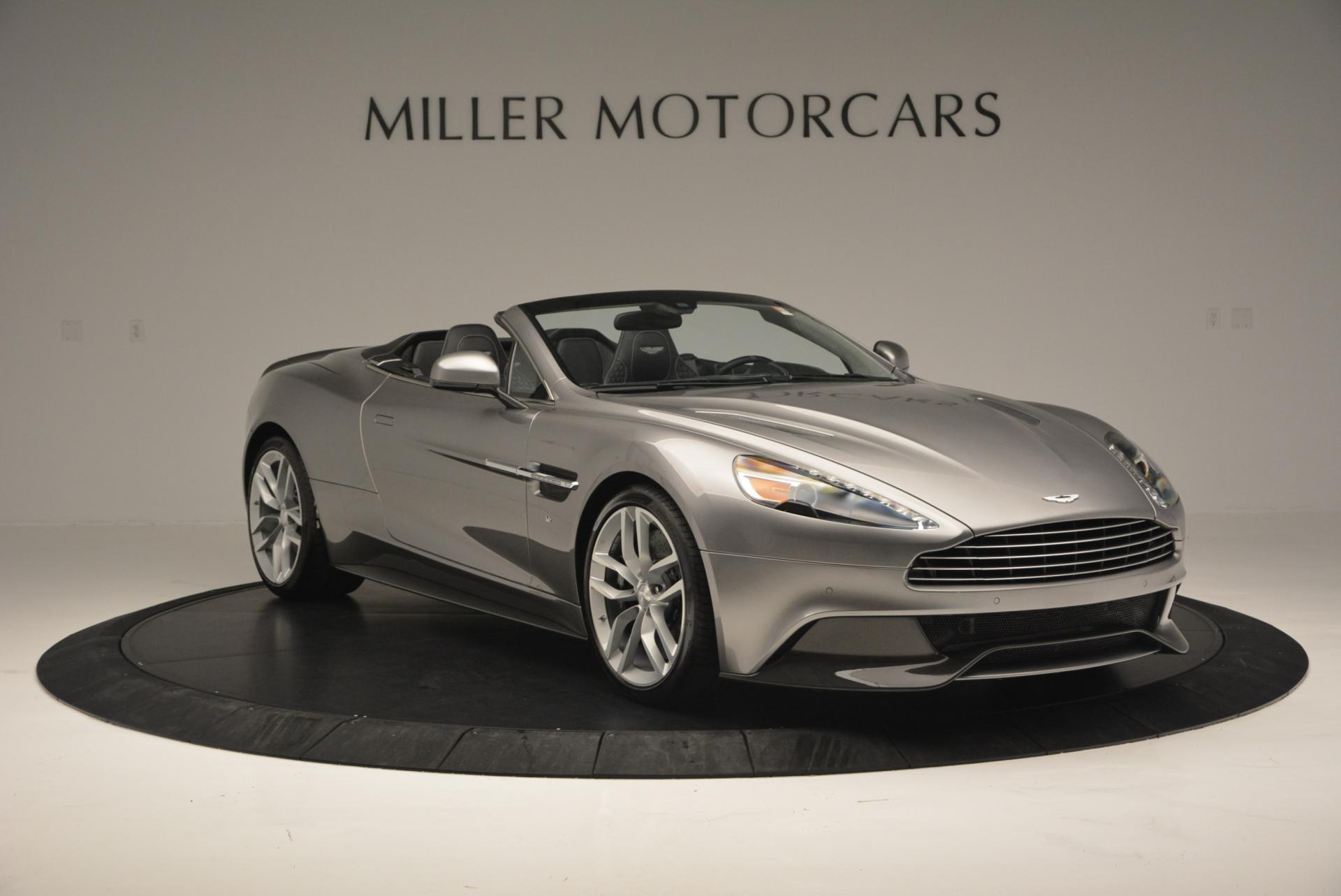 Used 2016 Aston Martin Vanquish Convertible For Sale In Greenwich, CT 96_p11