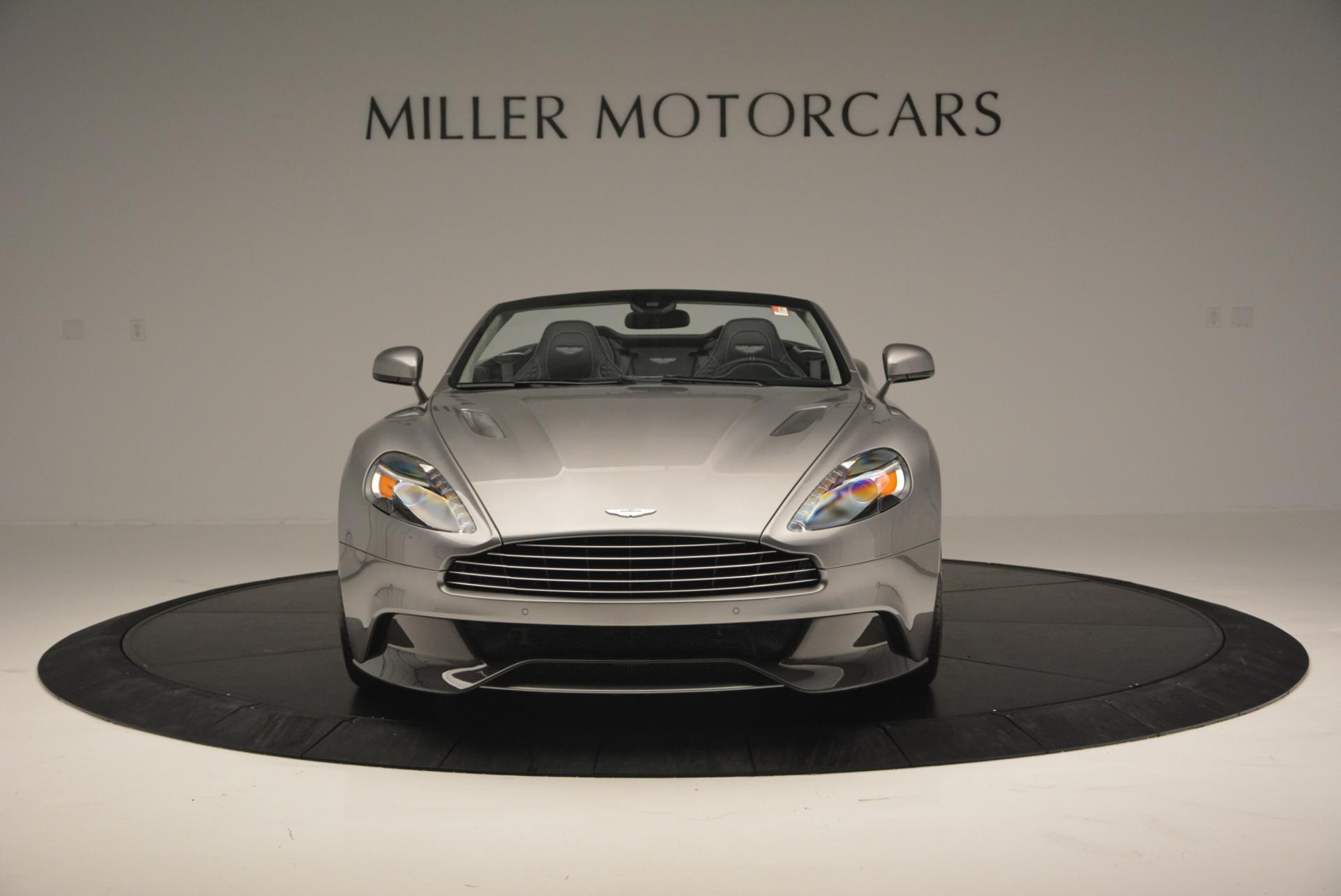 Used 2016 Aston Martin Vanquish Convertible For Sale In Greenwich, CT 96_p12